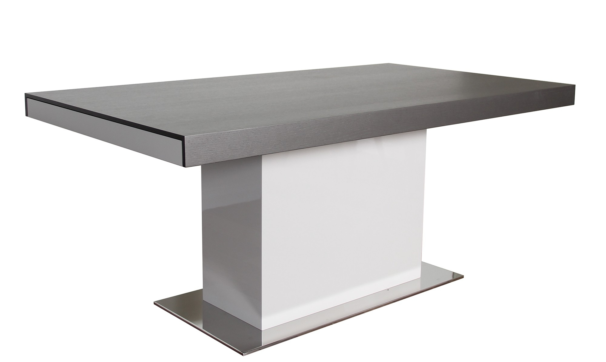 Widely Used 180Cm Dining Tables Regarding Salerno – 180Cm Extending Rectangle Dining Table – Fishpools (View 8 of 25)