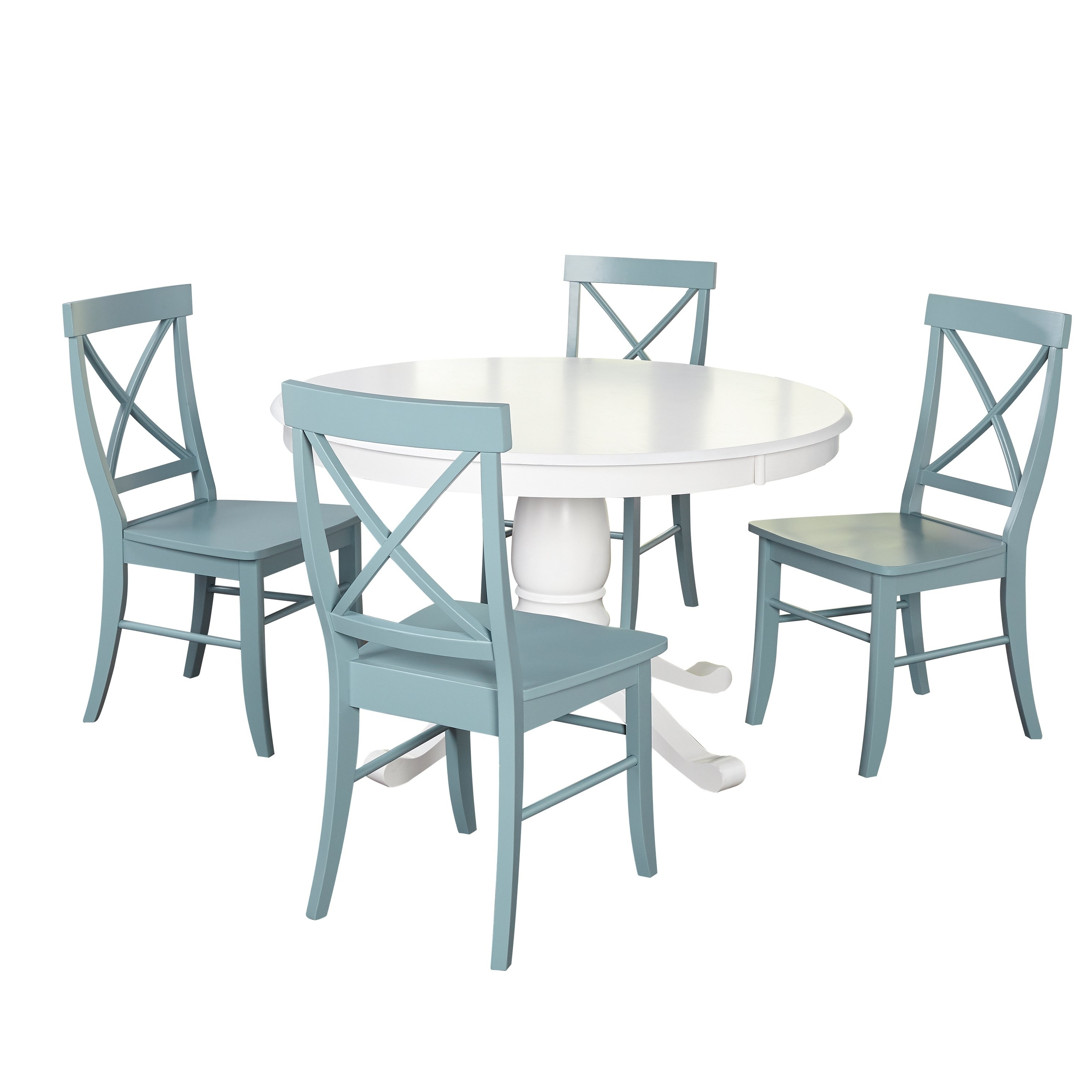 Widely Used Dawson Dining Tables With Regard To Shop Simple Living 5 Piece Dawson Dining Set – Free Shipping Today (View 23 of 25)