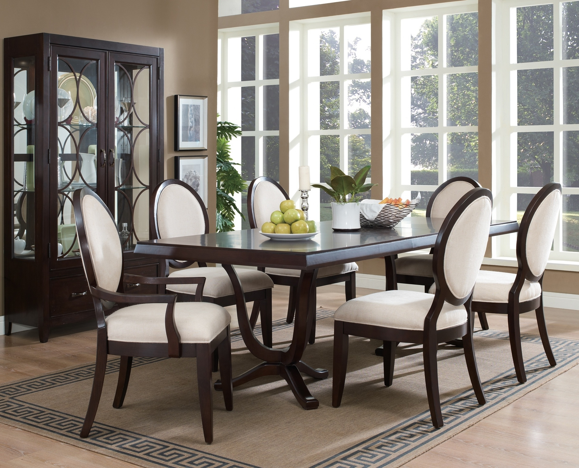 Widely Used Dining Tables And Chairs Sets In Beautiful Dining Room Set Ideal Dining Room Table And Chair Sets (View 25 of 25)