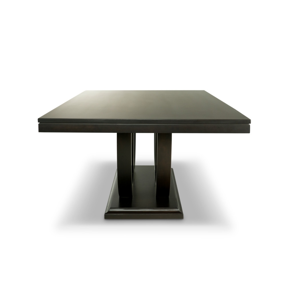 Widely Used Double Metro Dining Table Within Metro Dining Tables (View 24 of 25)