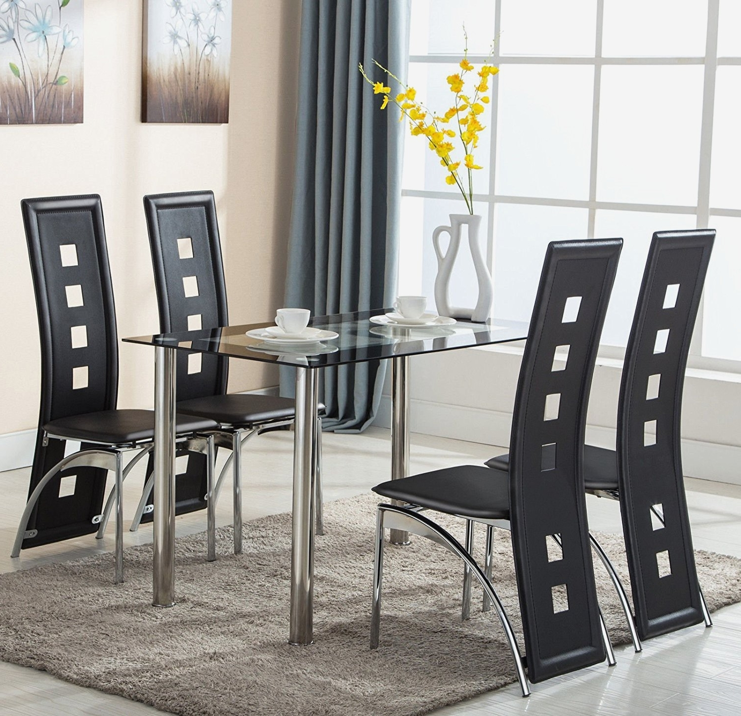 Widely Used Ebay Dining Suites Regarding Dining Room Suites Ebay – Www (View 4 of 25)