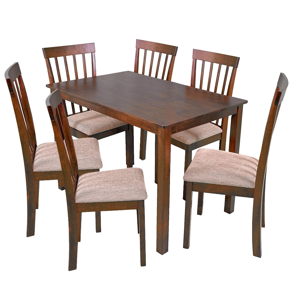Widely Used Harper 7 Piece Dining Set In Harper 5 Piece Counter Sets (View 9 of 25)
