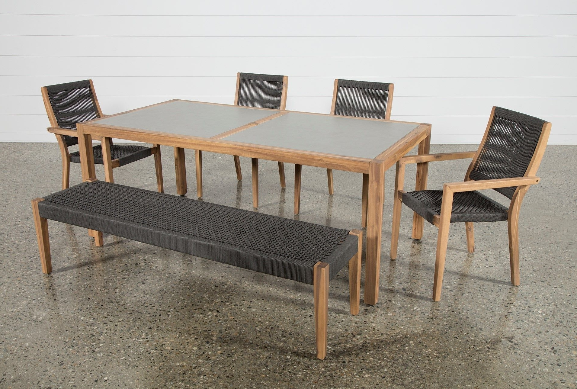 Featured Photo of Outdoor Sienna Dining Tables