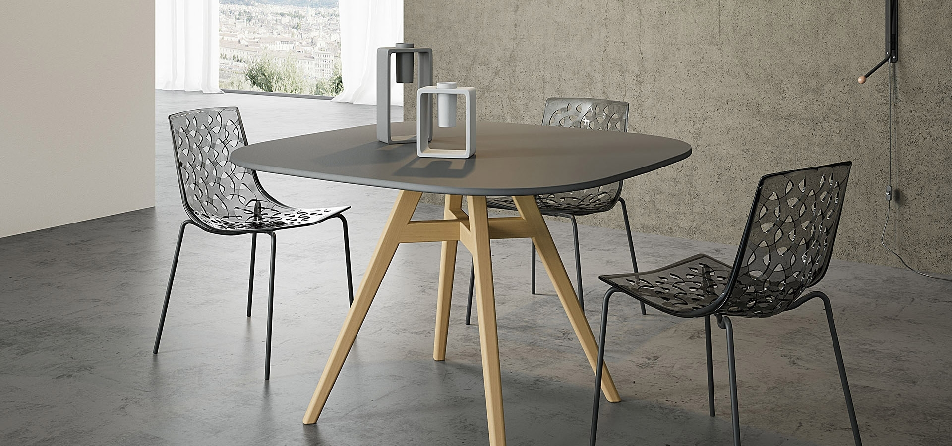 Widely Used Roma Tavolo — Dining Table (View 25 of 25)
