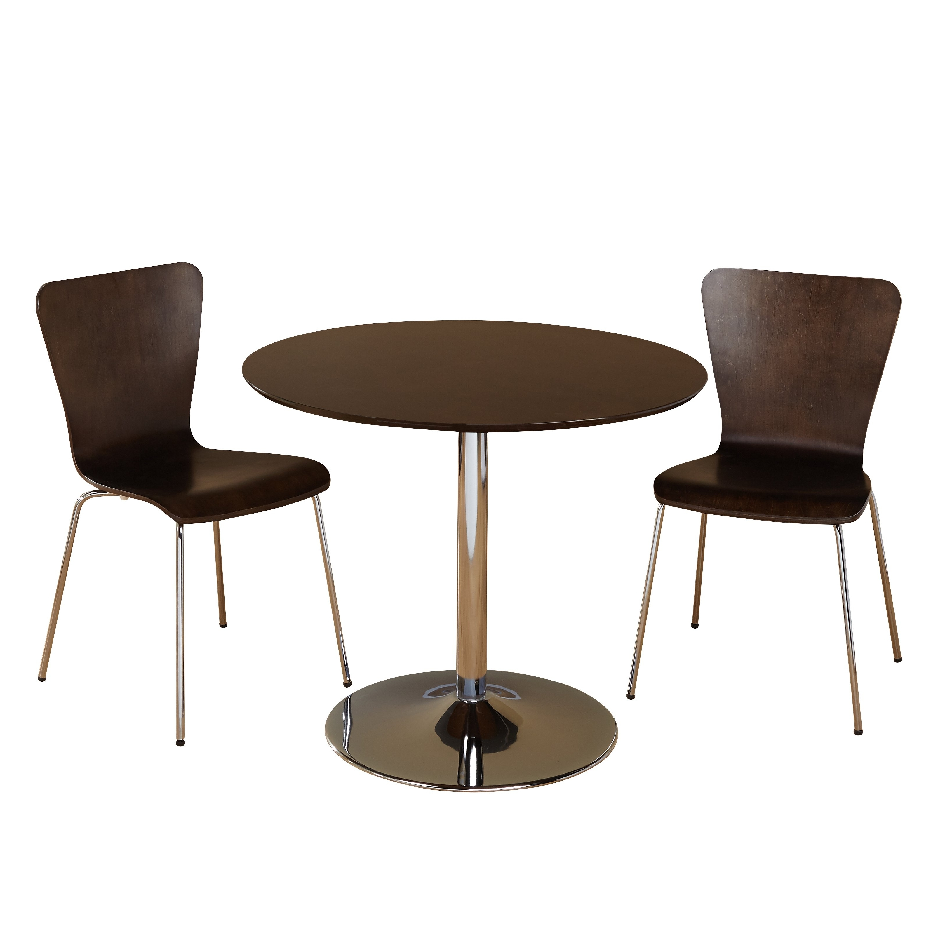 Widely Used Shop 3 Piece Pisa Dining Set – Free Shipping Today – Overstock Inside Pisa Dining Tables (View 23 of 25)