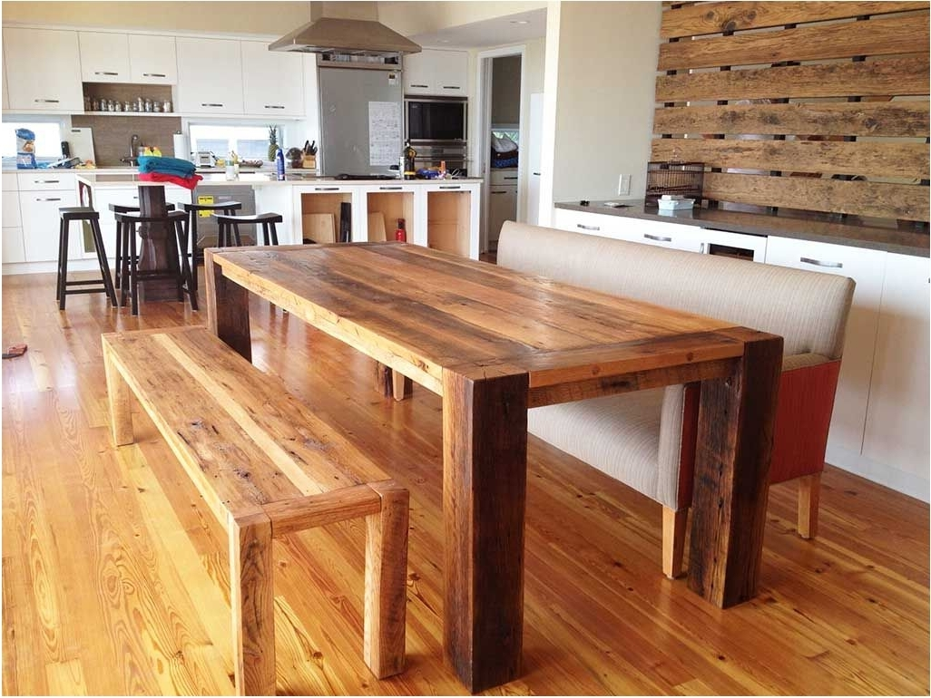 Widely Used Unbelievable Dining Room Wonderful Reclaimed Long Wooden Melamine For White Melamine Dining Tables (View 23 of 25)