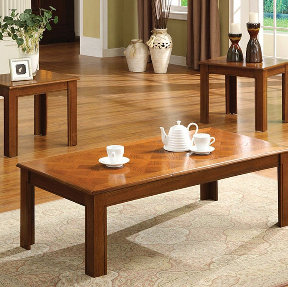 Winston Porter Partridge 3 Piece Coffee Table Sets (View 25 of 25)