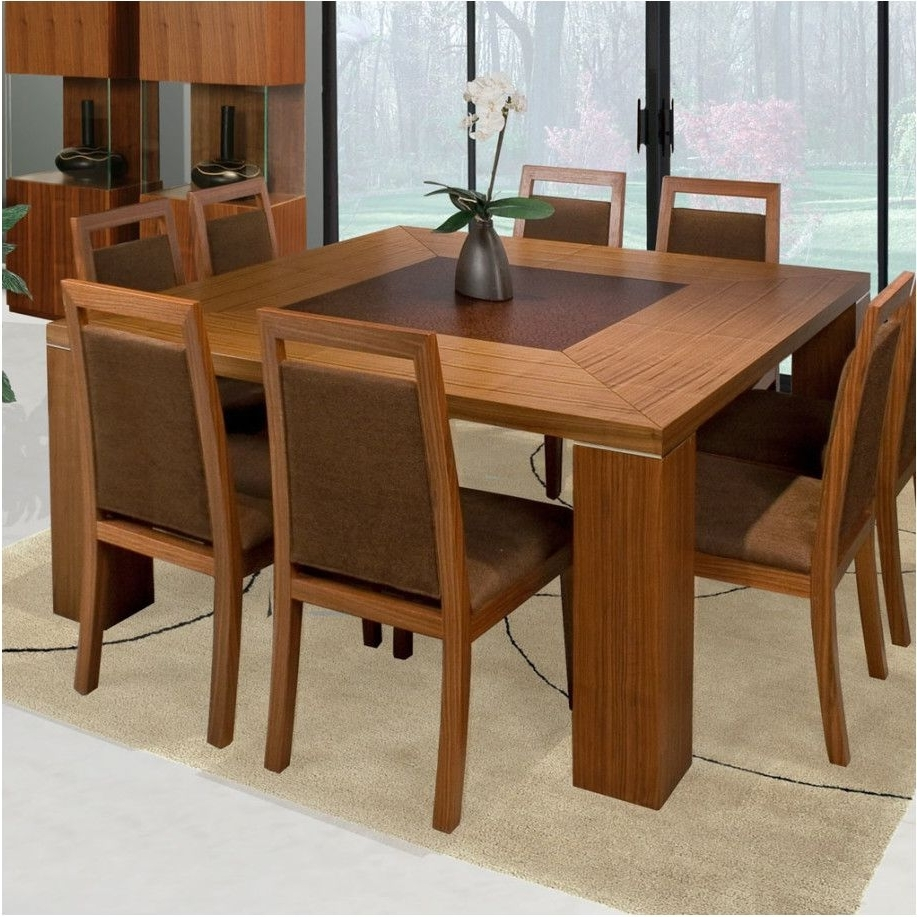 Wood Dining Tables For Famous Sensational Perfect Wooden Dining Tables Table Design Modern Wooden (View 17 of 25)