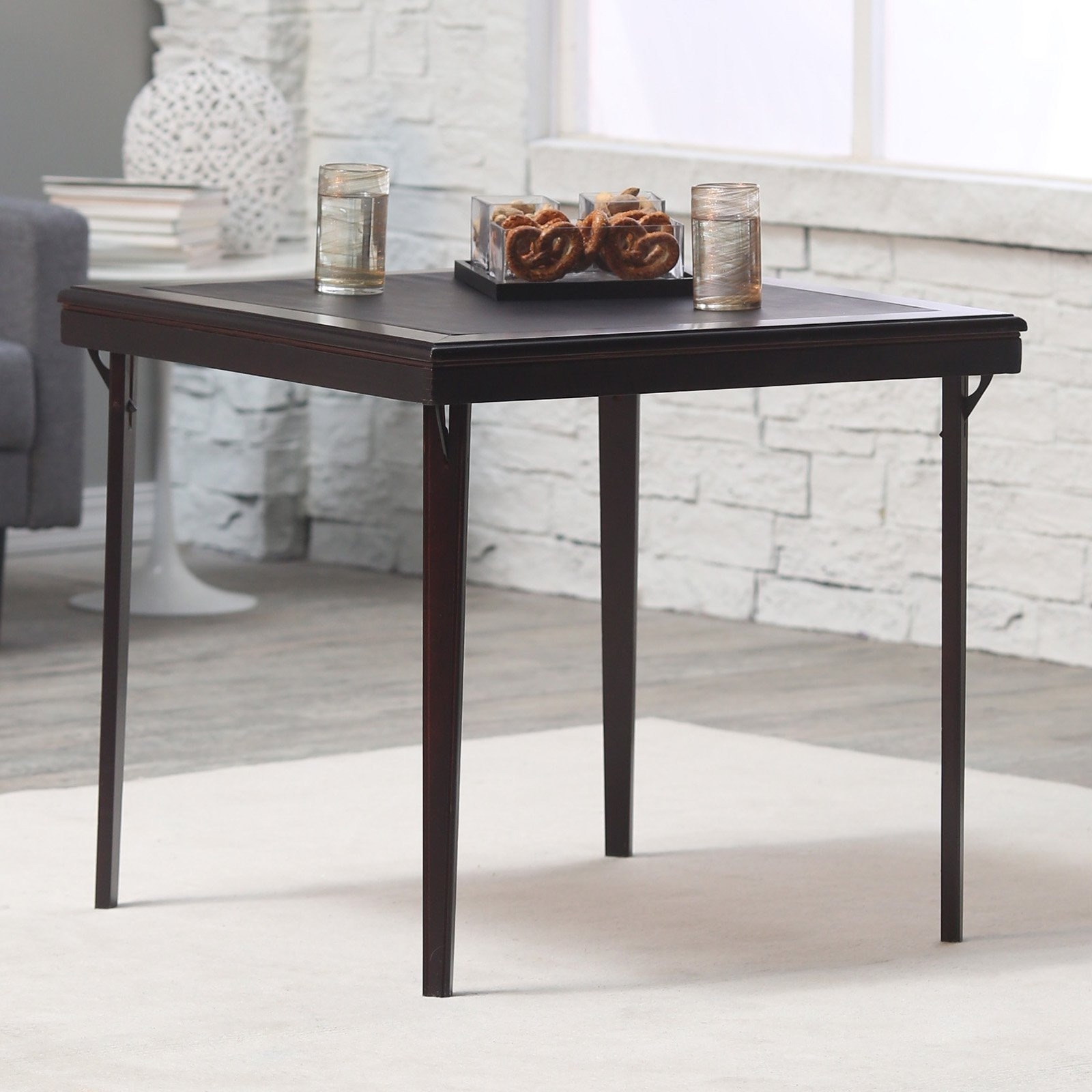 Wood Folding Dining Tables With 2018 The Affordable Wood Folding Dining Table Trend (View 20 of 25)