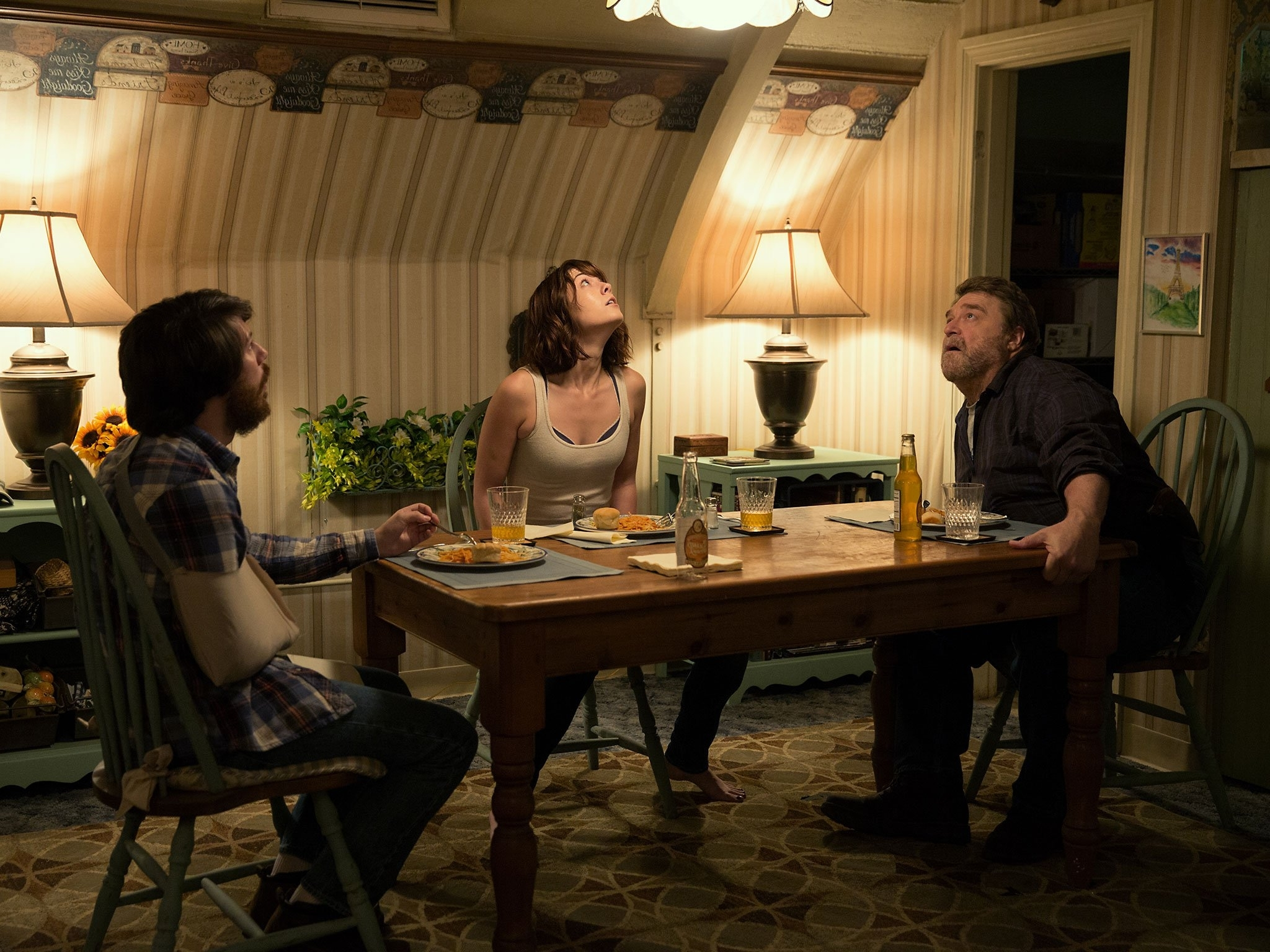 Wyatt 6 Piece Dining Sets With Celler Teal Chairs With 2017 Cloverfield 4: Could Jj Abrams Upcoming World War 2 Movie Overlord (View 24 of 25)