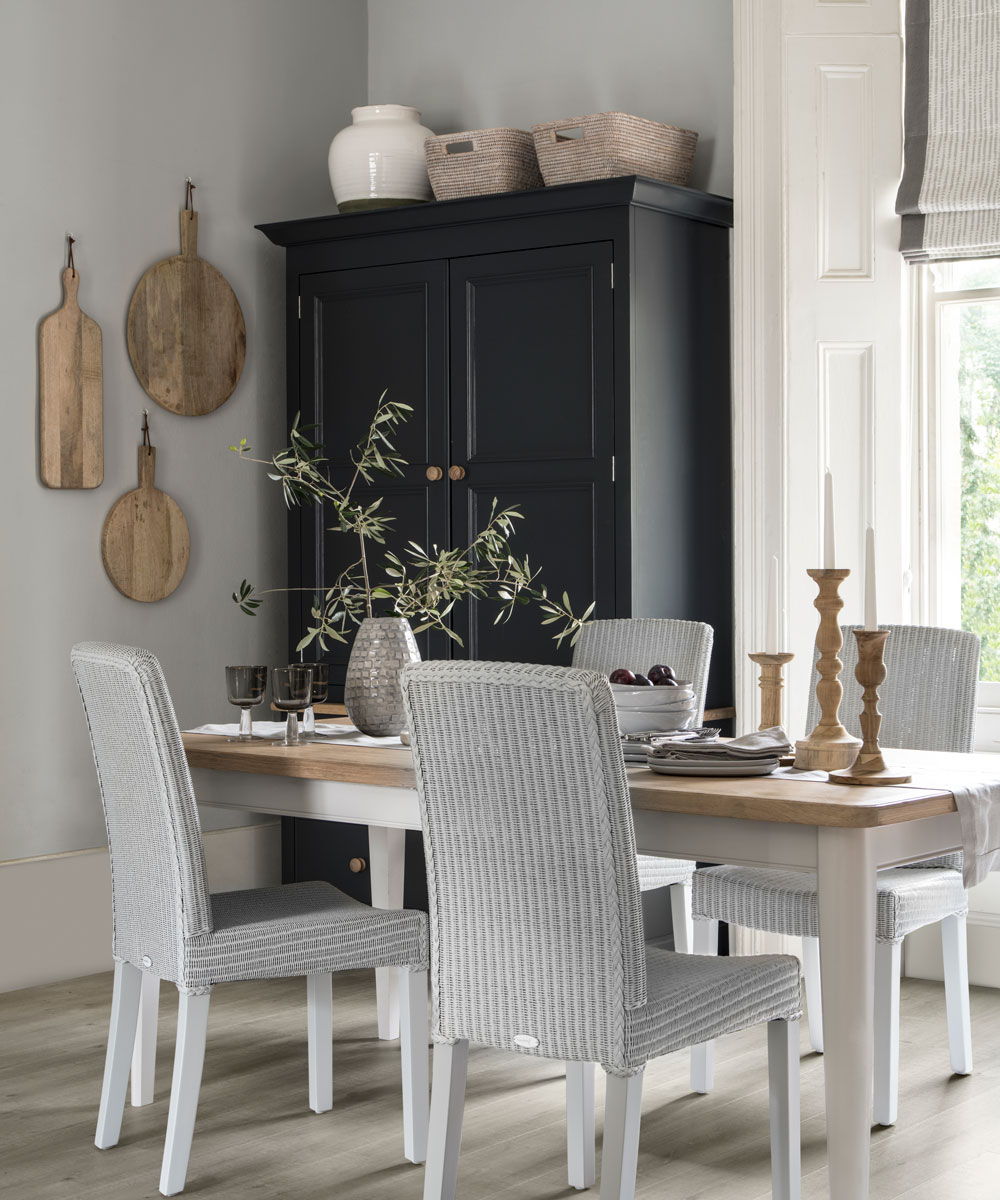 2019 Grey Dining Room Ideas – Grey Dining Room Chairs – Grey Dining Room Throughout North Reading 5 Piece Dining Table Sets (View 2 of 25)