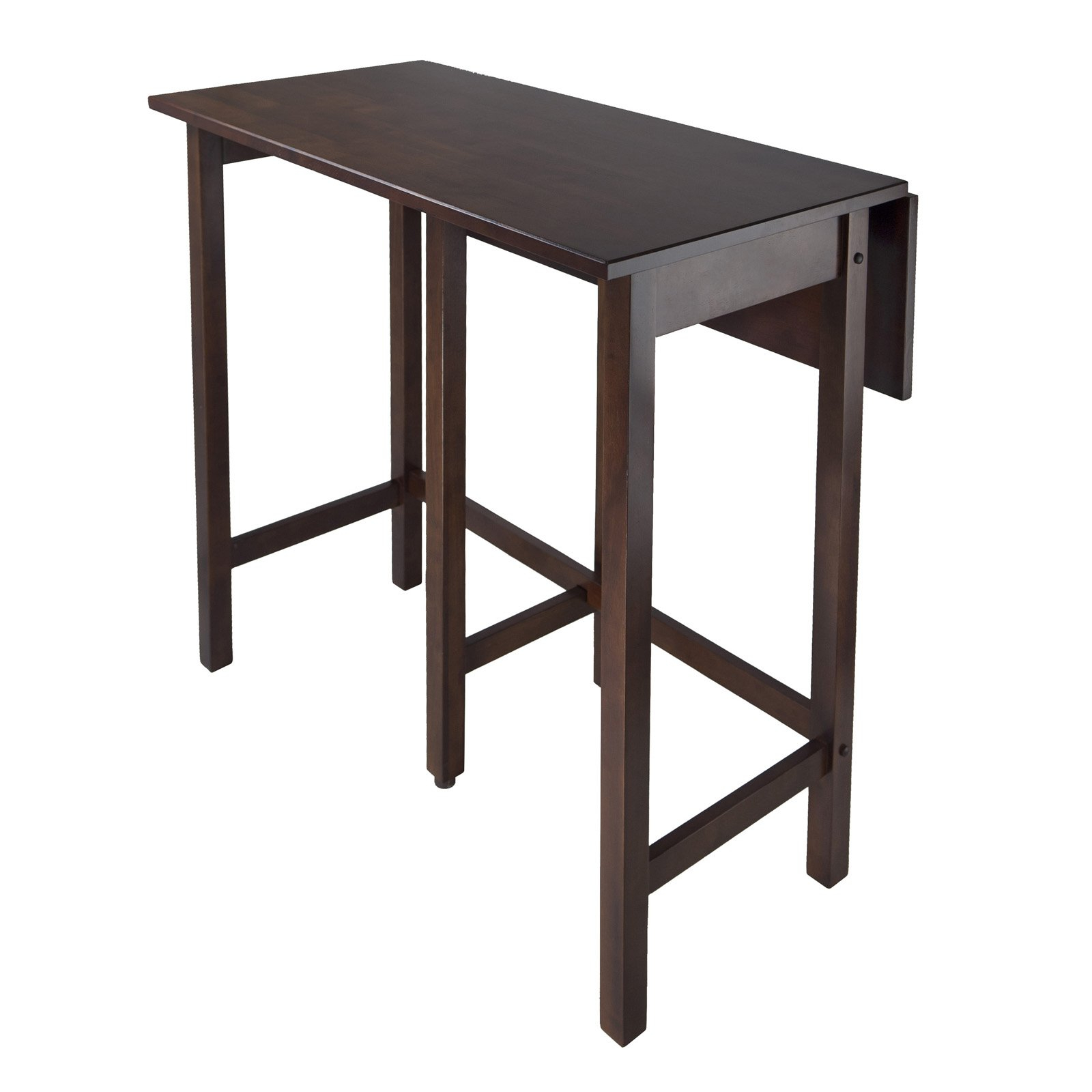 2019 Winsome Lynnwood Drop Leaf Counter Height Pub Table (View 25 of 25)