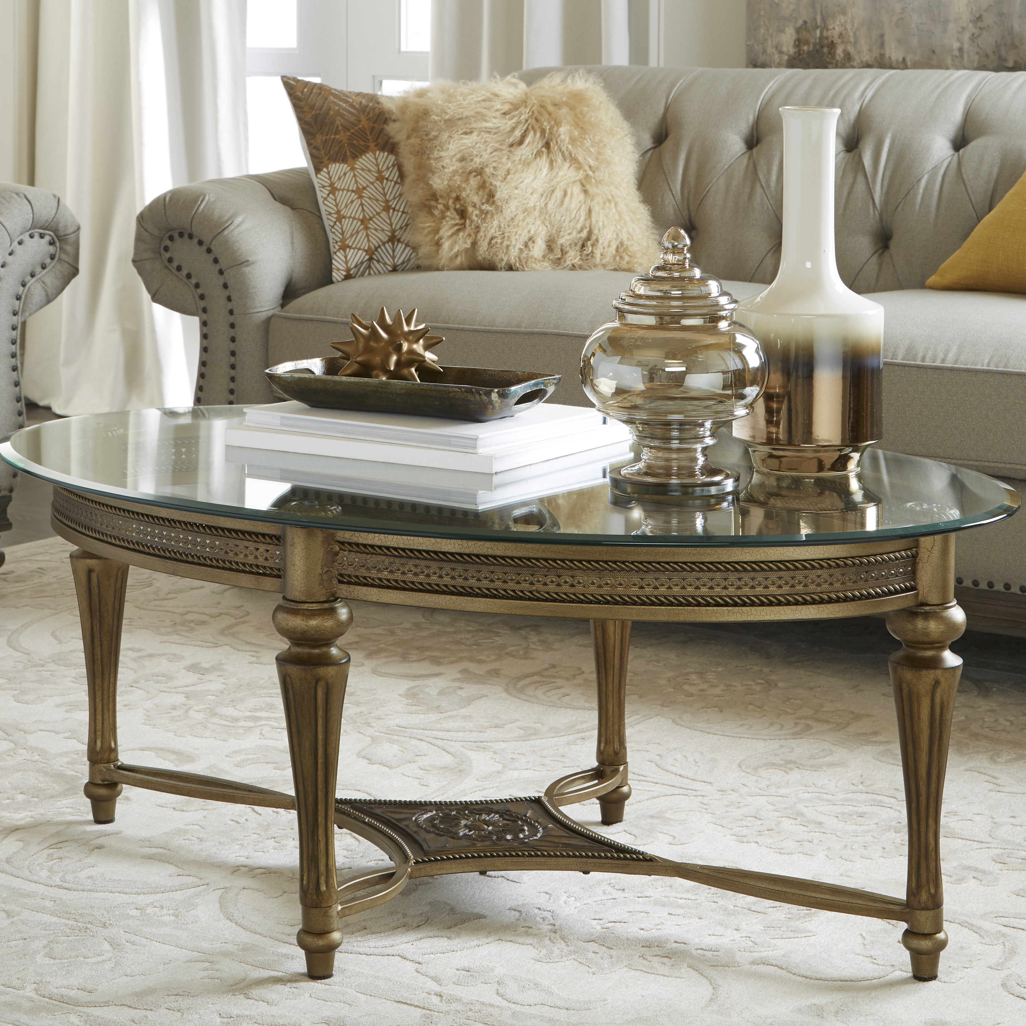 2020 Queener 5 Piece Dining Sets Inside Astoria Grand Weisman Coffee Table & Reviews (View 3 of 25)