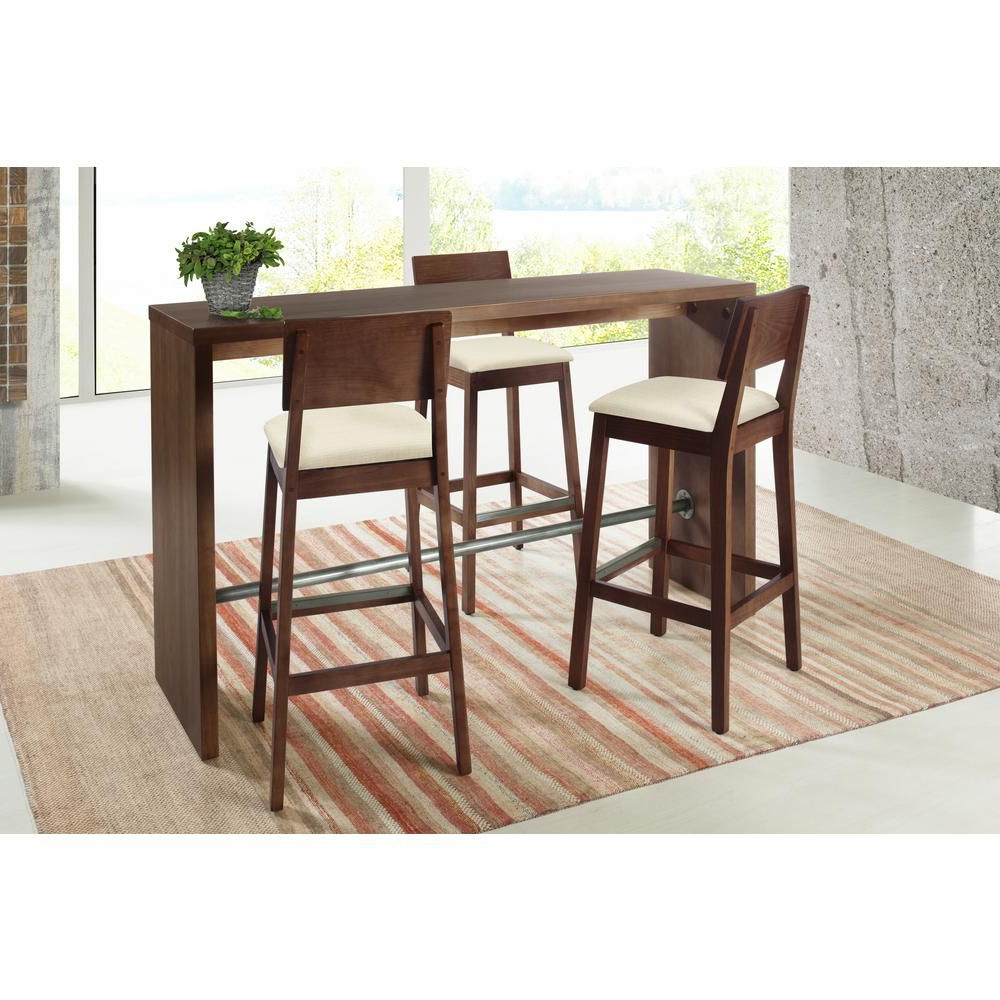 2020 Tenney 3 Piece Counter Height Dining Sets Intended For Gourmet 39.4 In (View 13 of 25)
