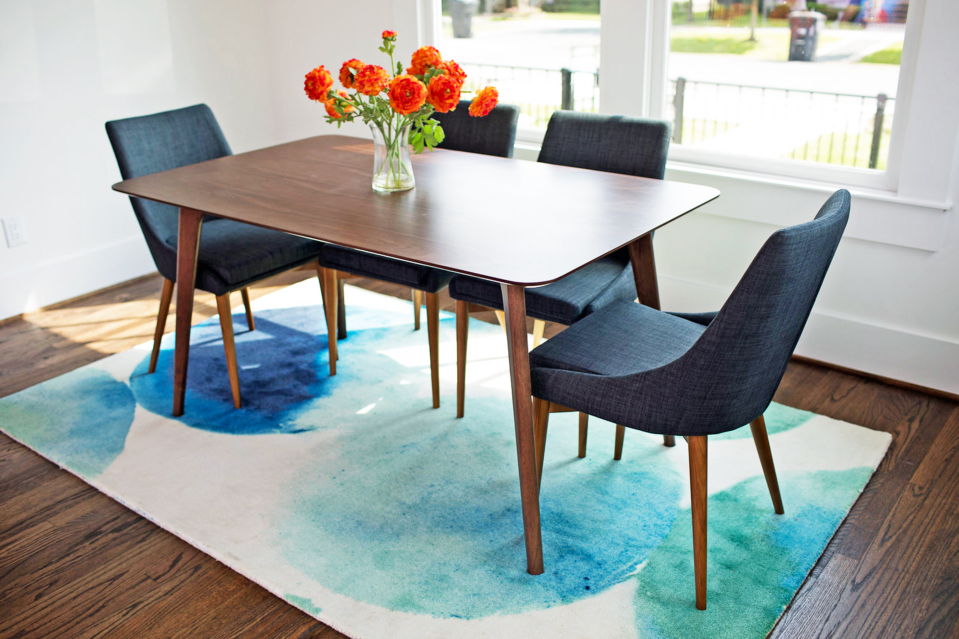 5 Piece Breakfast Nook Dining Sets Inside 2019 Corrigan Studio Anabelle 5 Piece Breakfast Nook Dining Set (View 16 of 25)