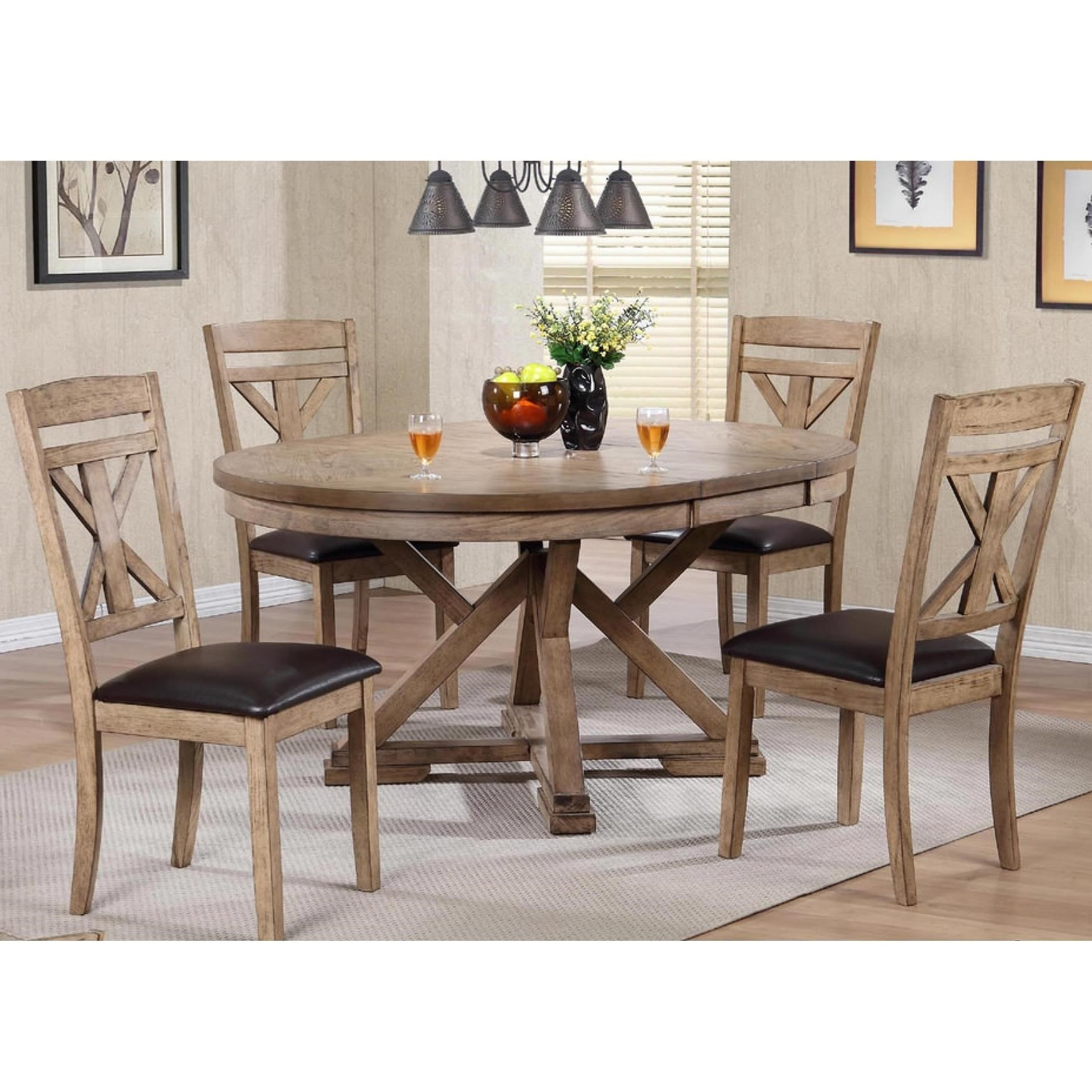 5 Piece Dining Sets in Most Recently Released Winners Only Grandview 5 Piece Dining Set
