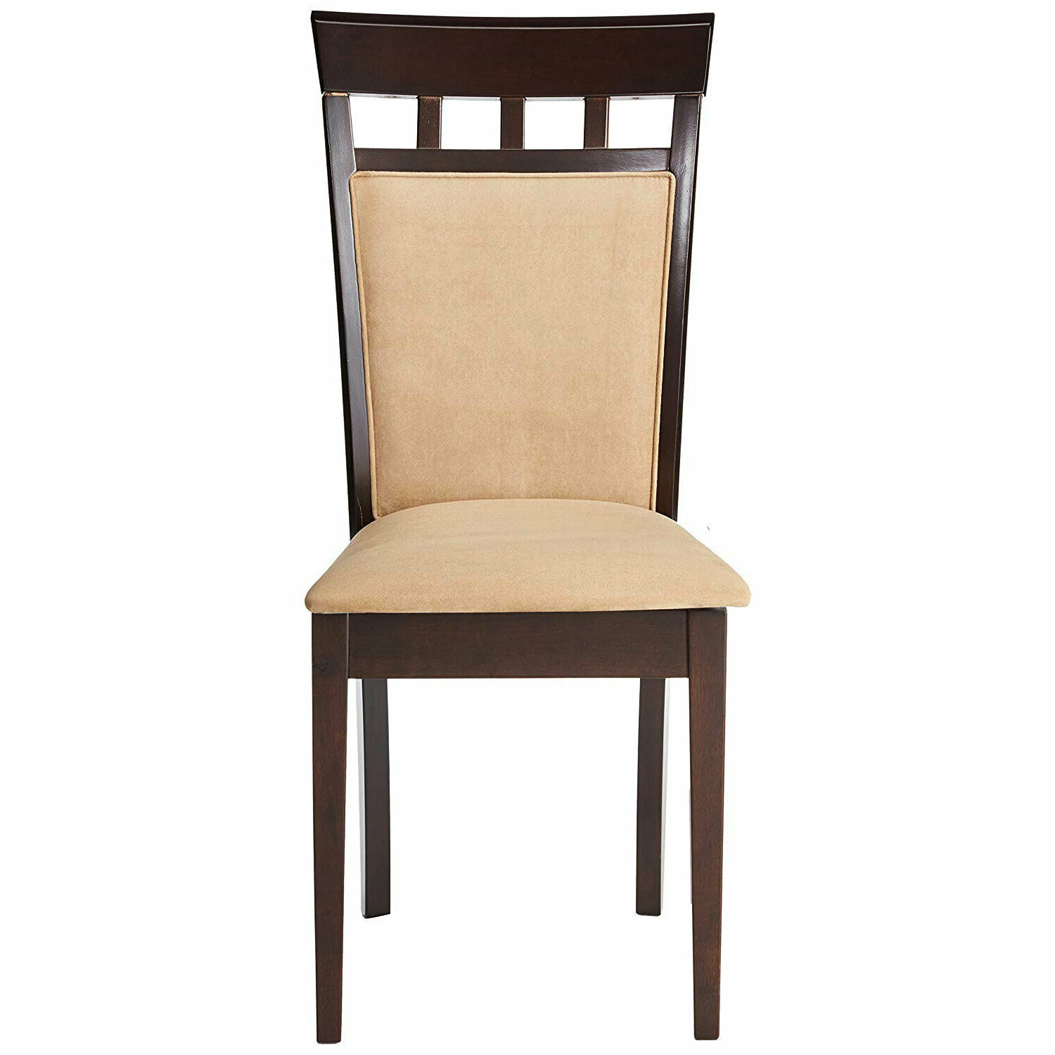 Adan 5 Piece Solid Wood Dining Sets (Set Of 5) Throughout Most Recent Glamour Home Adan Dining Chair – Set Of 2 For Sale Online (View 20 of 25)