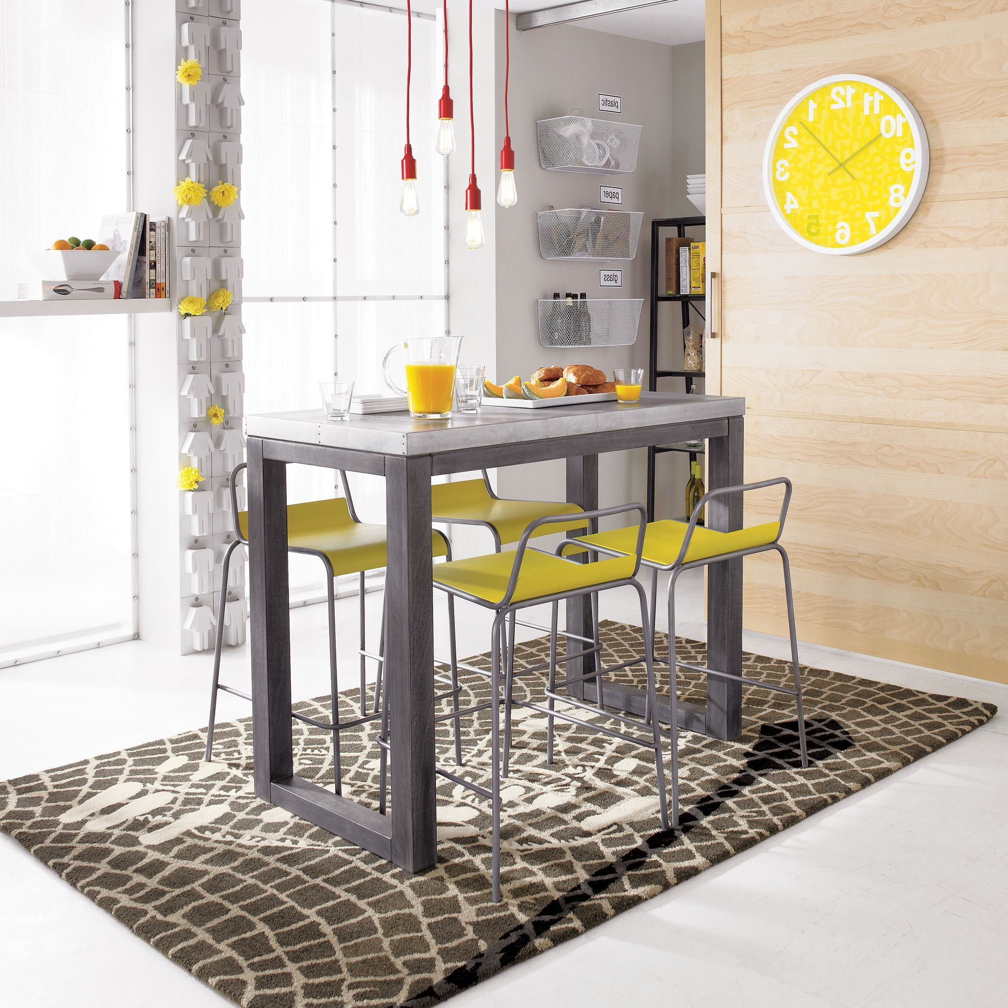 Adore Counter Height Dining Tables (View 3 of 25)