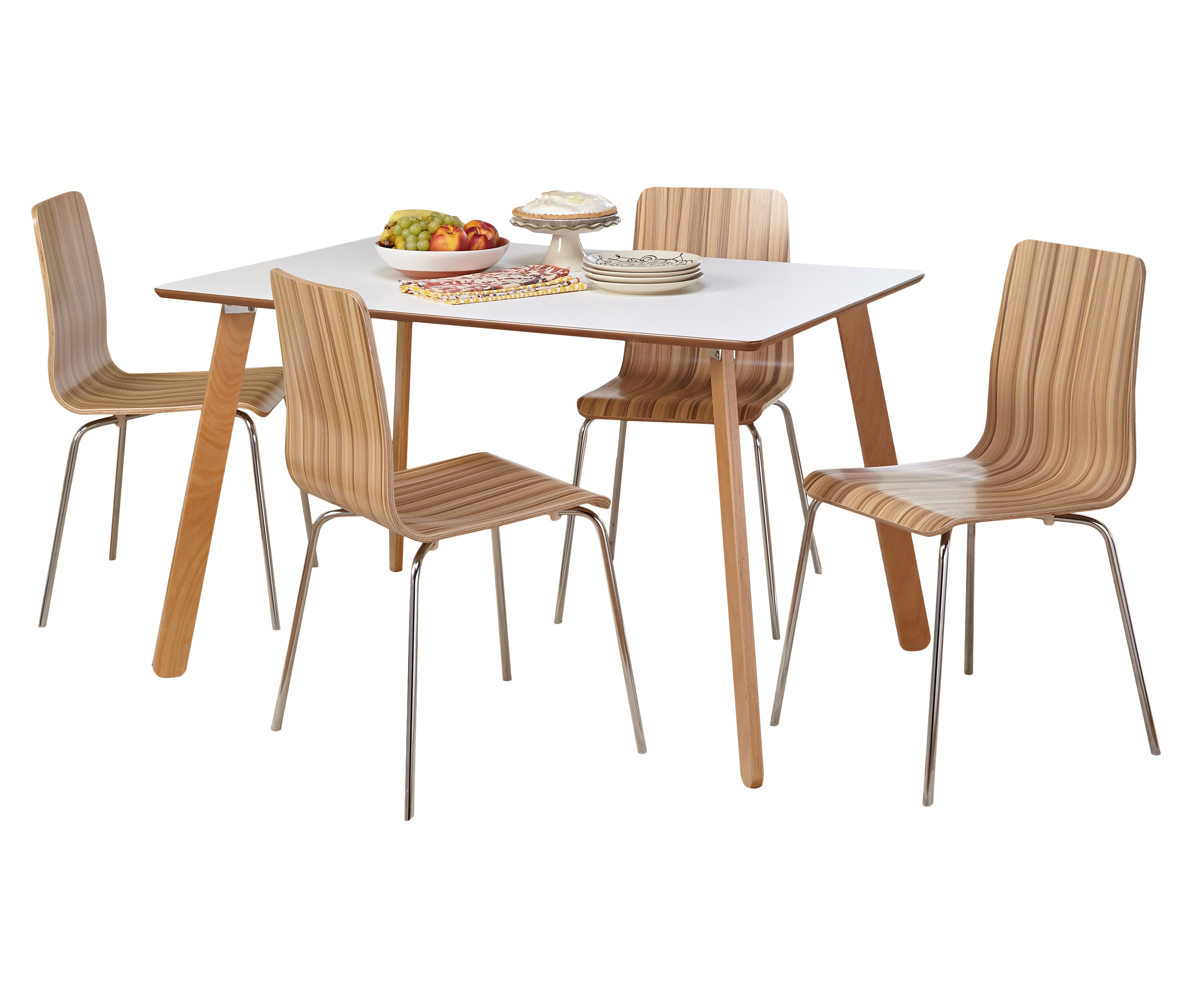 Allmodern Throughout Lillard 3 Piece Breakfast Nook Dining Sets (View 19 of 25)