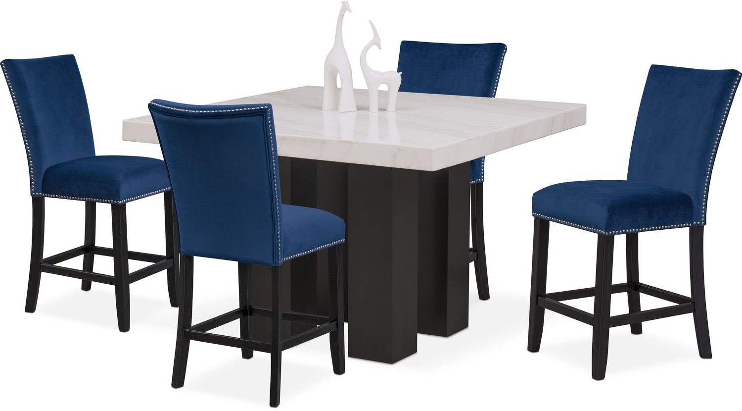 Anette 3 Piece Counter Height Dining Sets Inside Favorite Https://www (View 23 of 25)