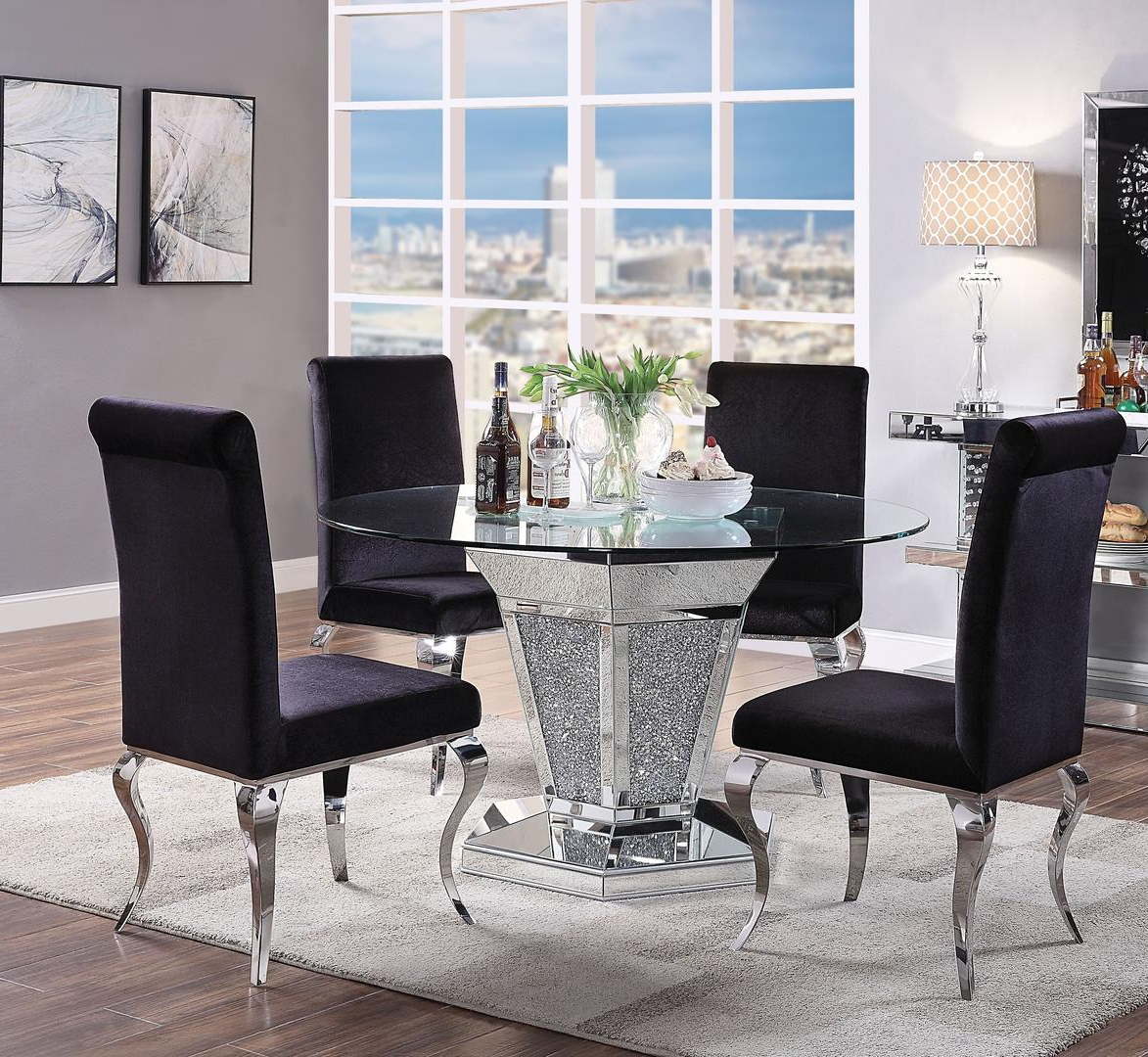 Appliances Regarding Smyrna 3 Piece Dining Sets (View 3 of 25)