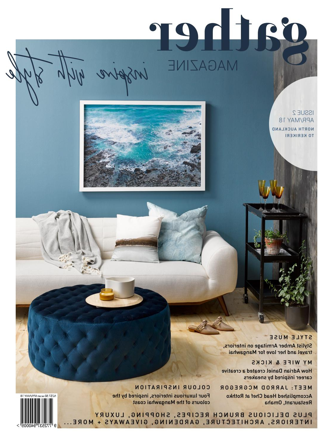 April May 18Gather Magazine® – Issuu Within Recent Poynter 3 Piece Drop Leaf Dining Sets (View 23 of 25)