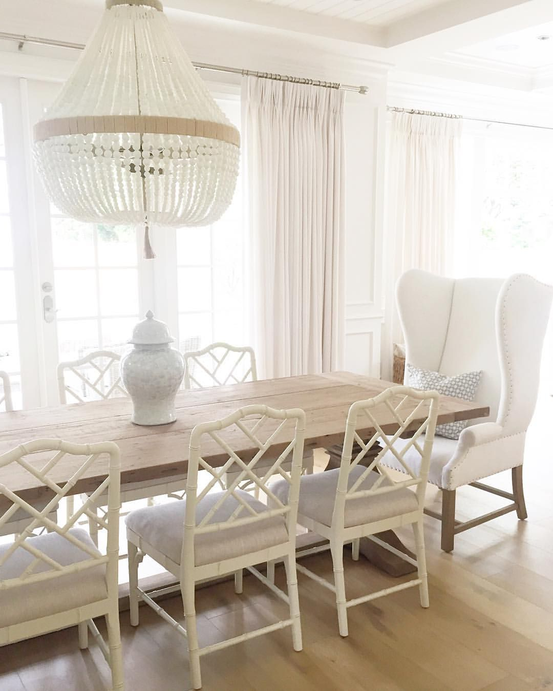 Ballard Design Dayna Chairs Ro Sham Beaux Restoration Hardware Inside Preferred Kaelin 5 Piece Dining Sets (View 6 of 25)