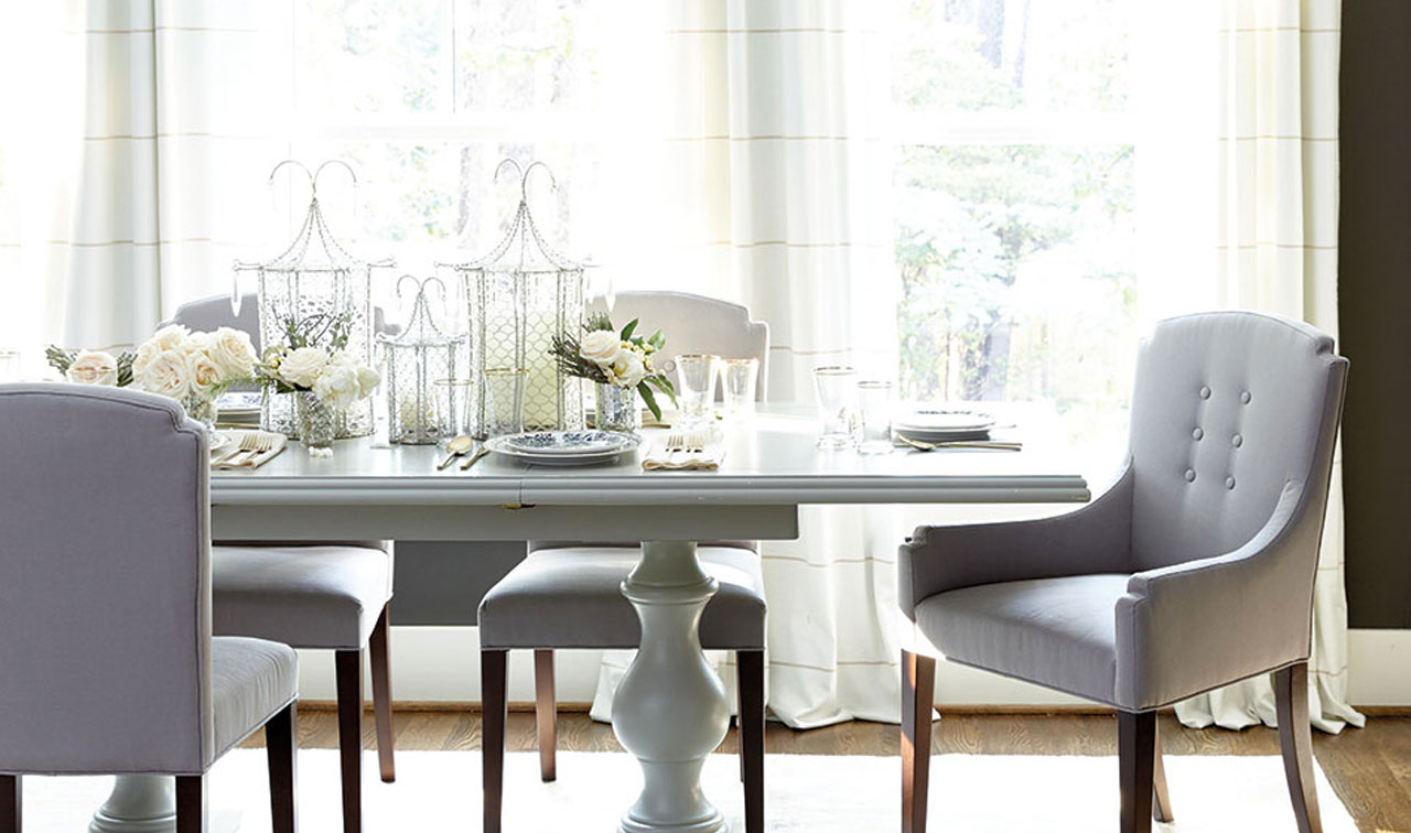 Ballard Designs In Well Liked Reinert 5 Piece Dining Sets (View 10 of 25)