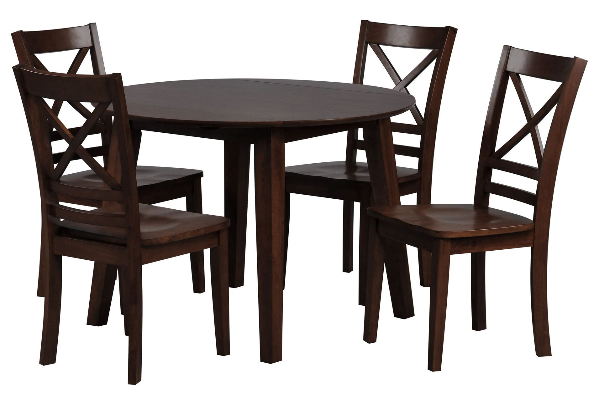 Baxton Studio Keitaro 5 Piece Dining Sets In Recent Living Spaces – 85185 – Signature (View 6 of 25)