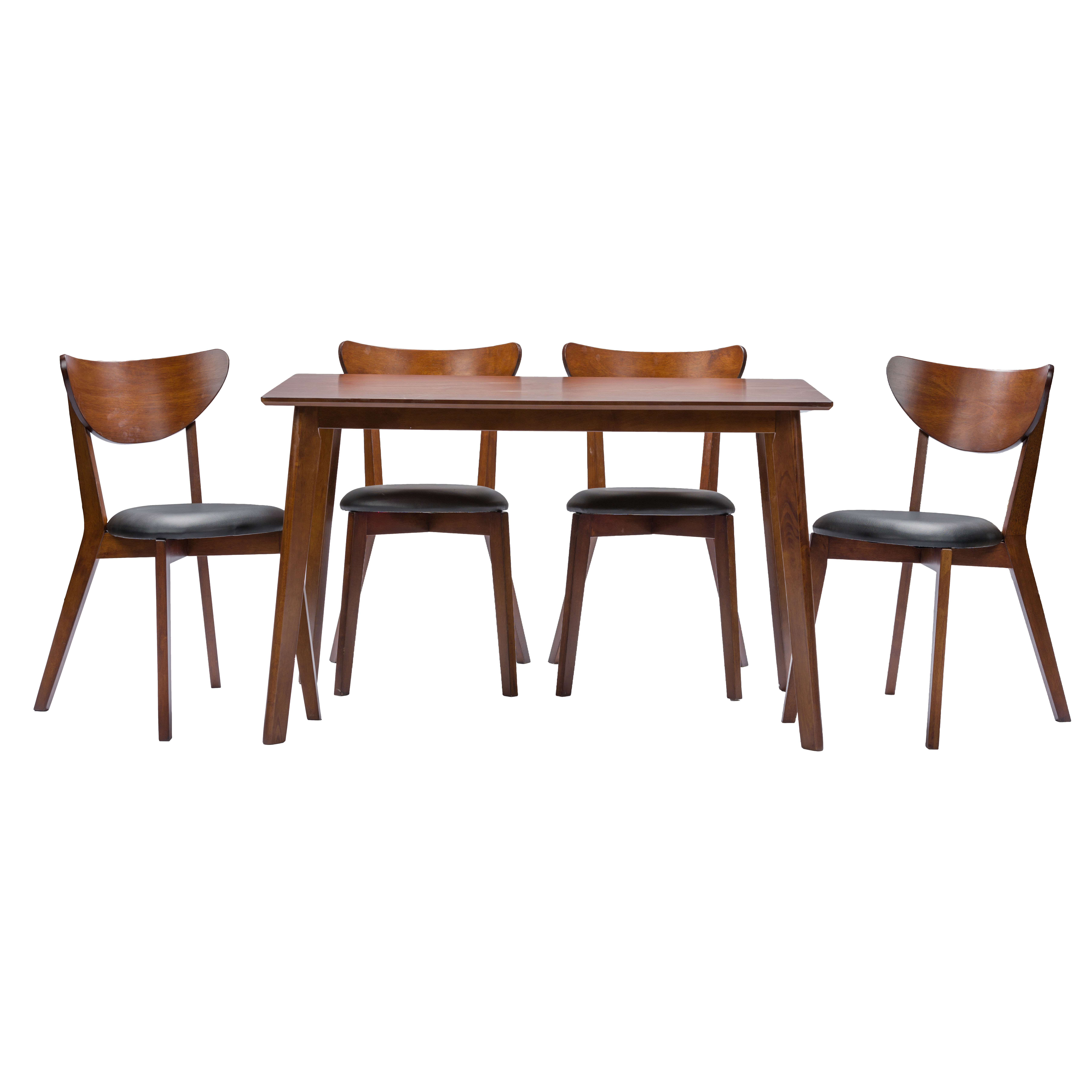 Baxton Studio Keitaro 5 Piece Dining Sets With Well Liked Wholesale Dining Sets. Room Pier One (View 22 of 25)