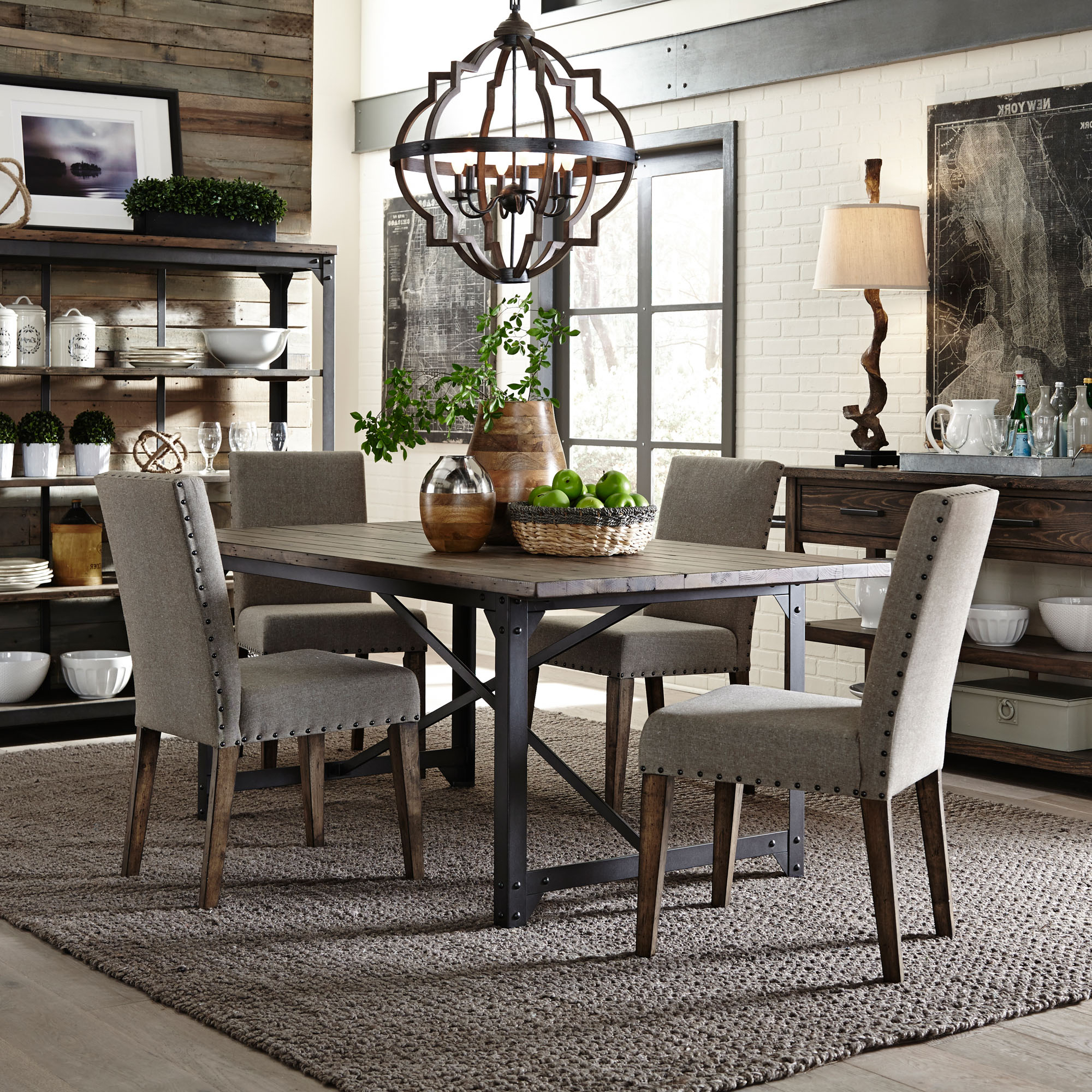 Best And Newest Dining Room Sets, Dining Room Furniture (View 7 of 25)
