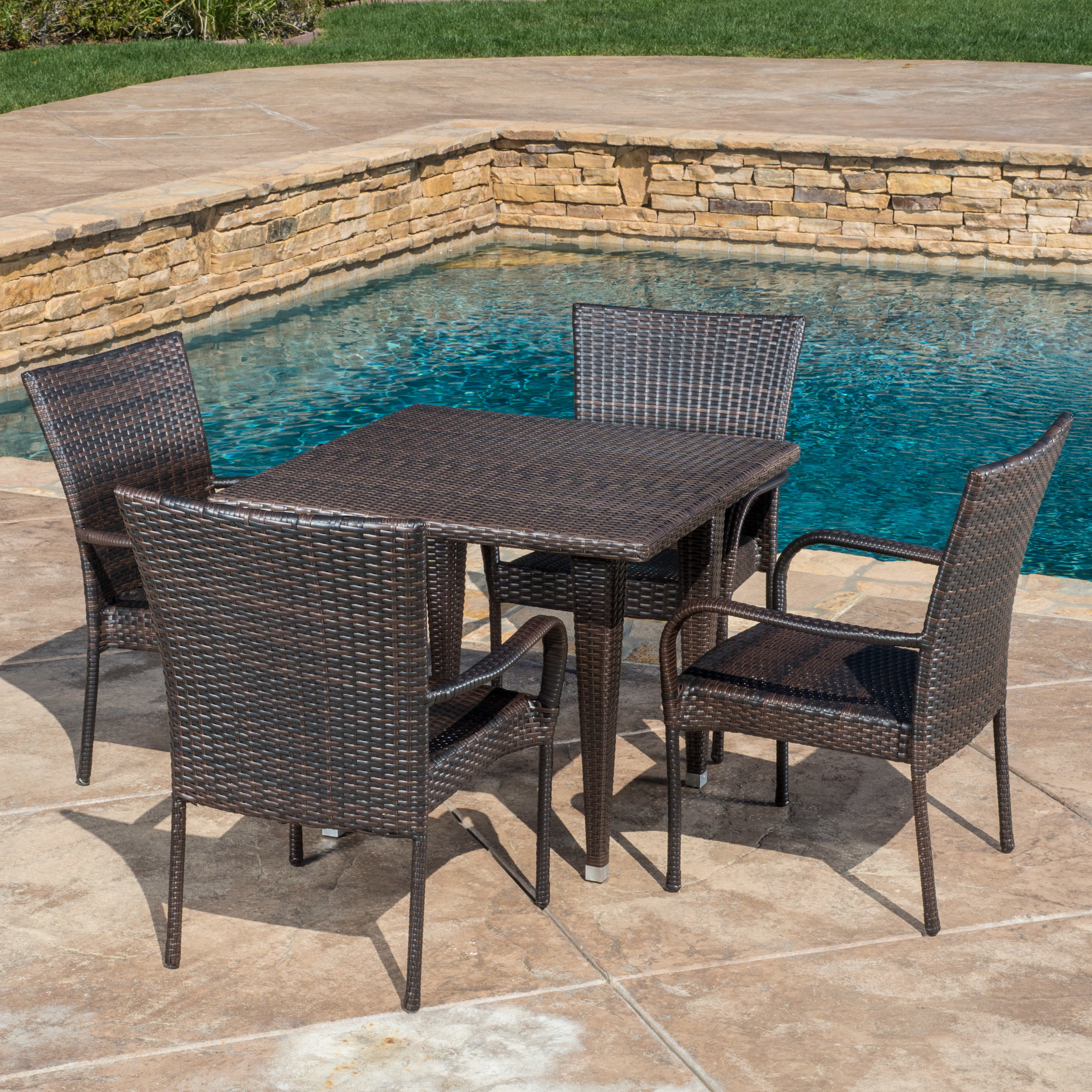 Birch Lane With Recent Ephraim 5 Piece Dining Sets (View 21 of 25)