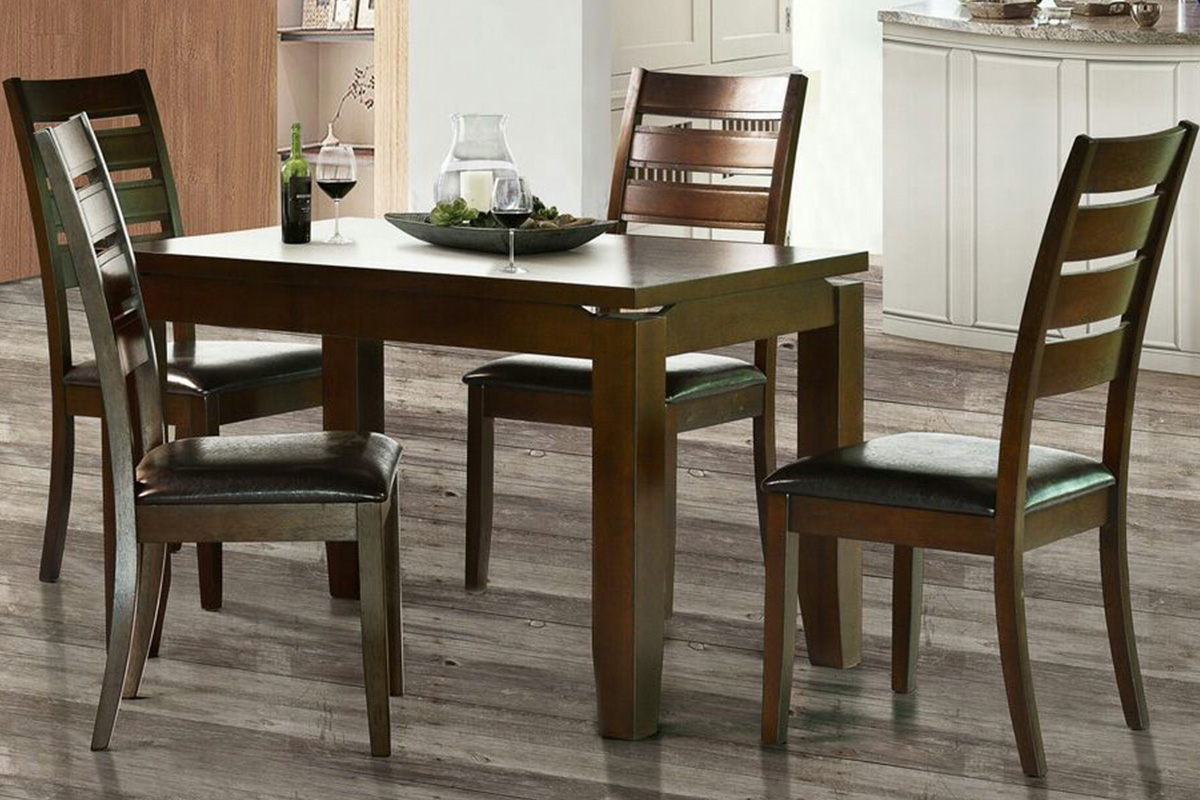 Calla 5 Piece Dining Sets With Regard To Most Recent Dining Sets Archives – Furniture Palace (View 9 of 25)