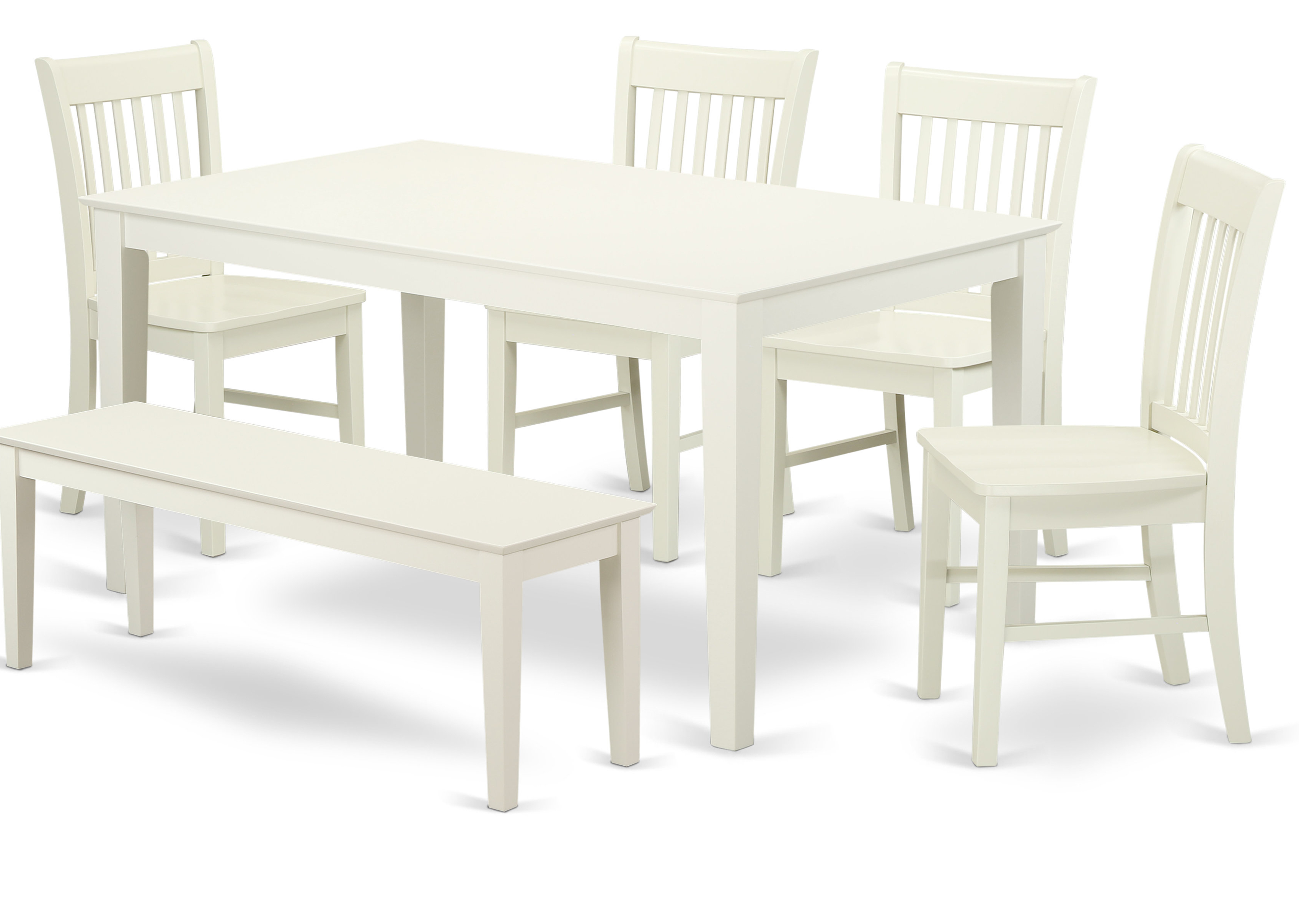 Charlton Home Smyrna 6 Piece Dining Set & Reviews (View 6 of 25)