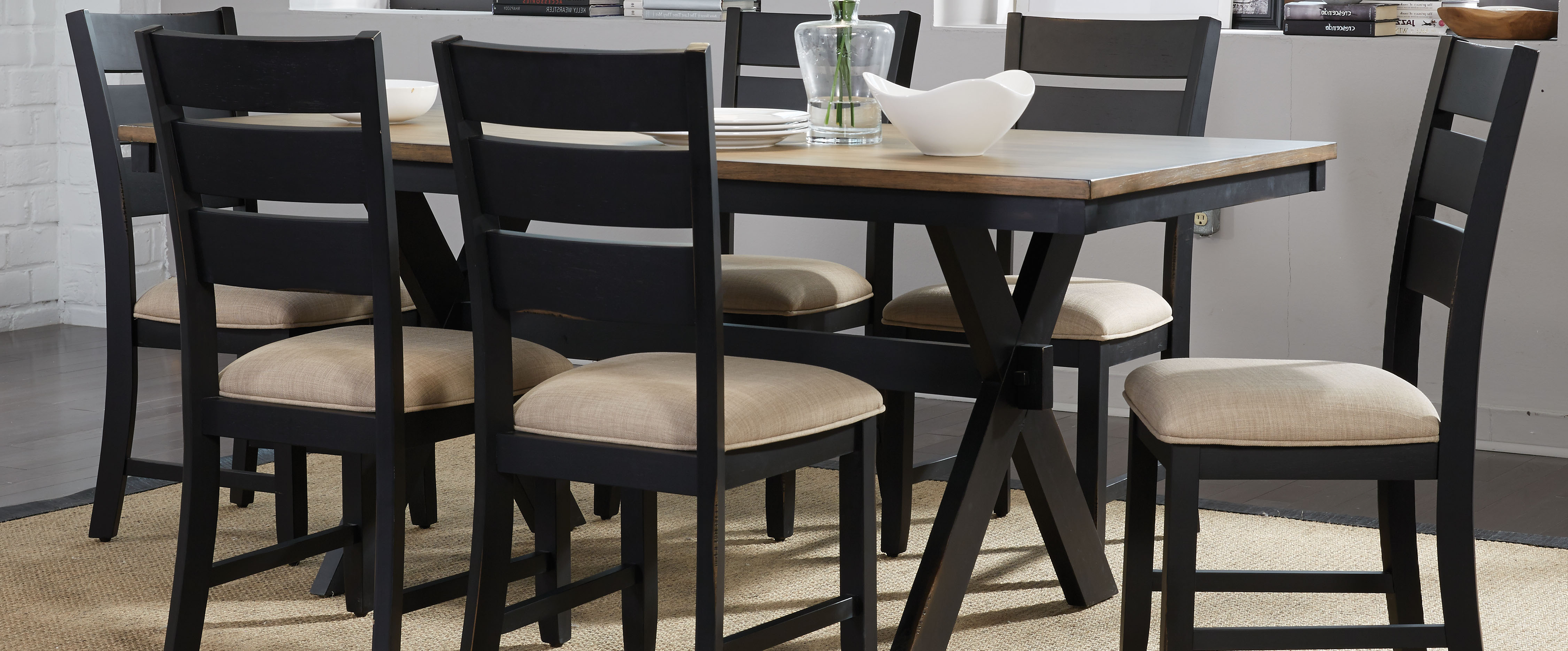 Cincinnati 3 Piece Dining Sets Inside Newest Dinette Sets – Sims Furniture Company (View 6 of 25)