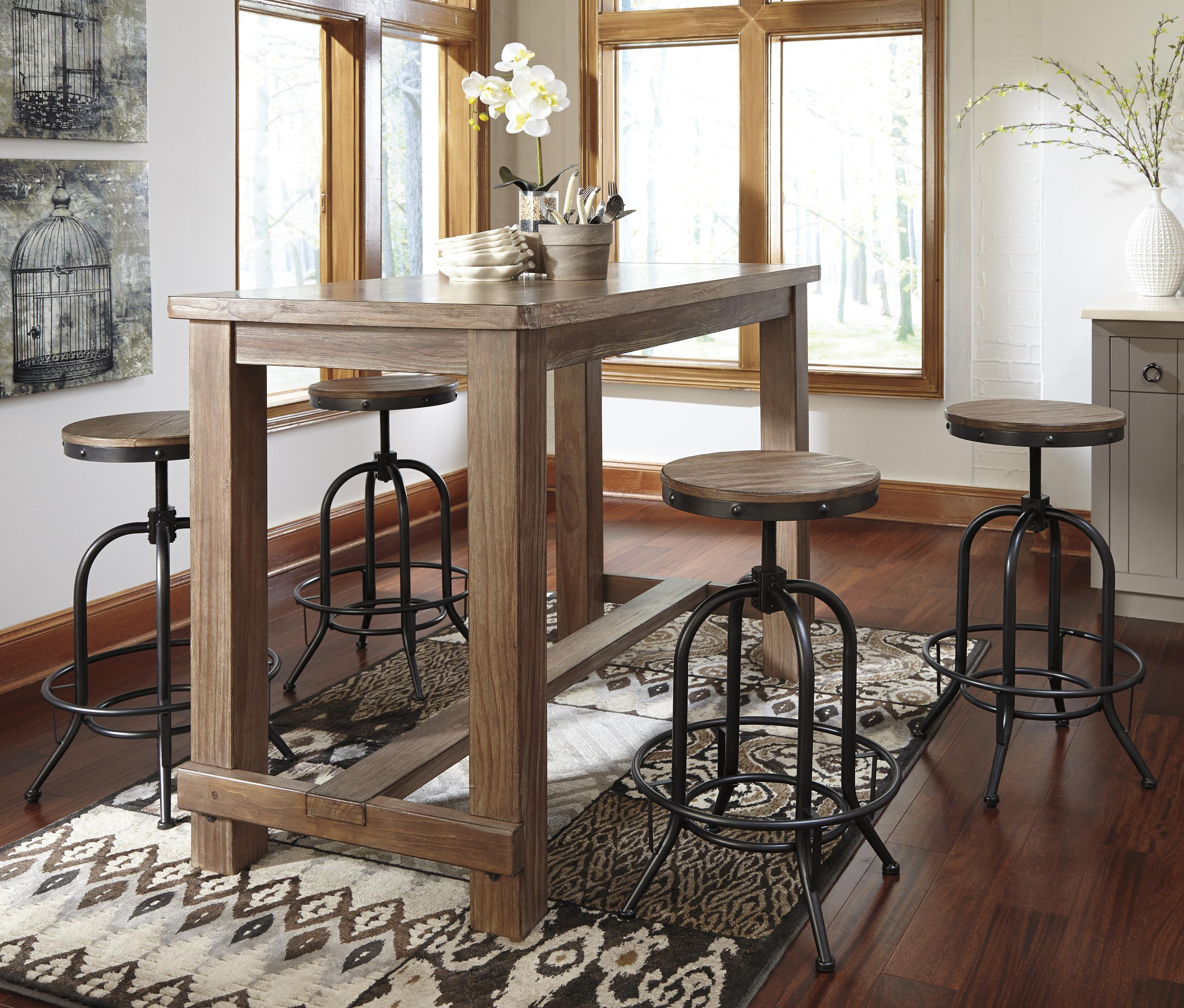 Current Bar Table Set – Summervilleaugusta Within Crownover 3 Piece Bar Table Sets (View 9 of 25)