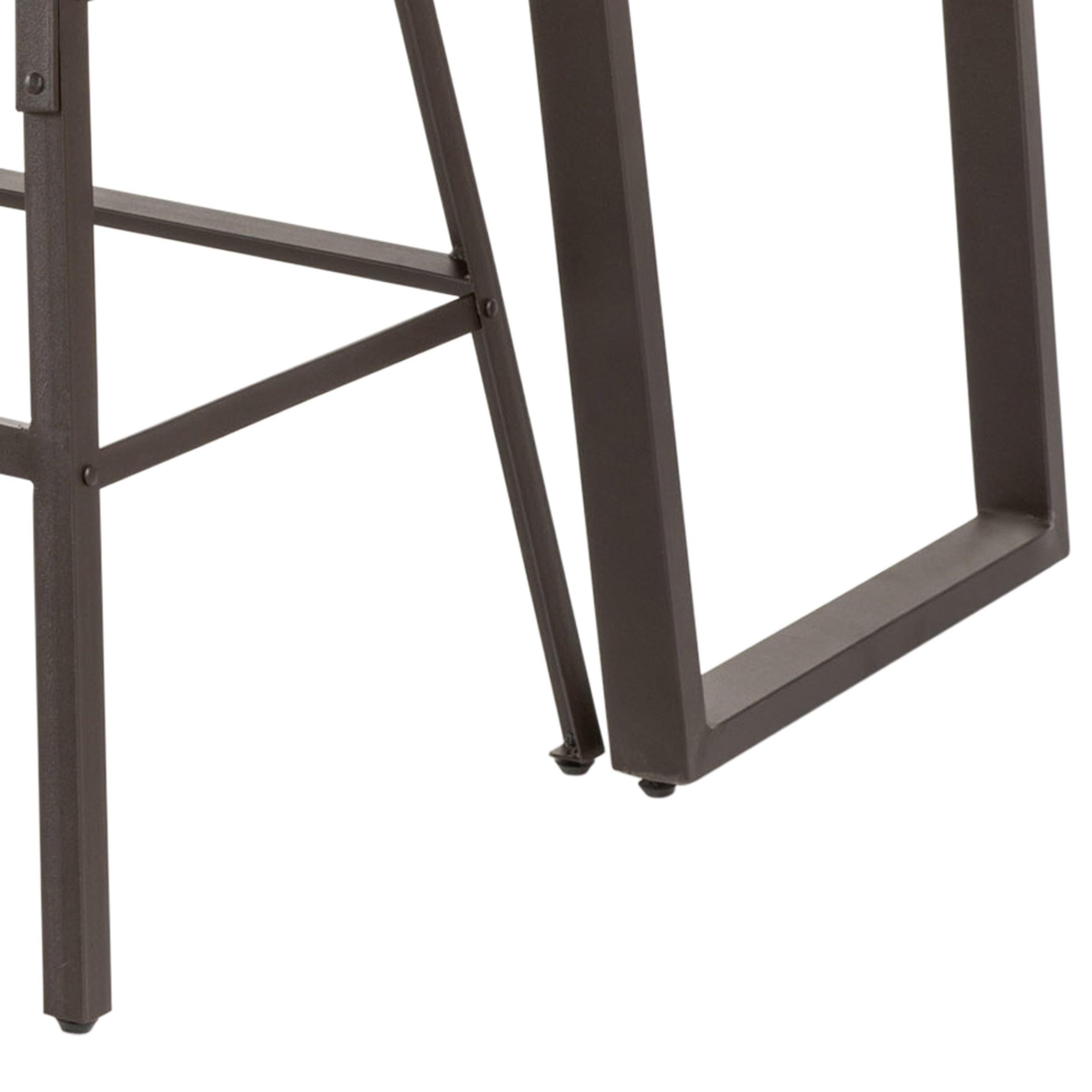 Current Kaya 3 Piece Dining Sets Regarding Shop Ramona 3 Piece Acacia Wood Bar Setchristopher Knight Home (View 14 of 25)