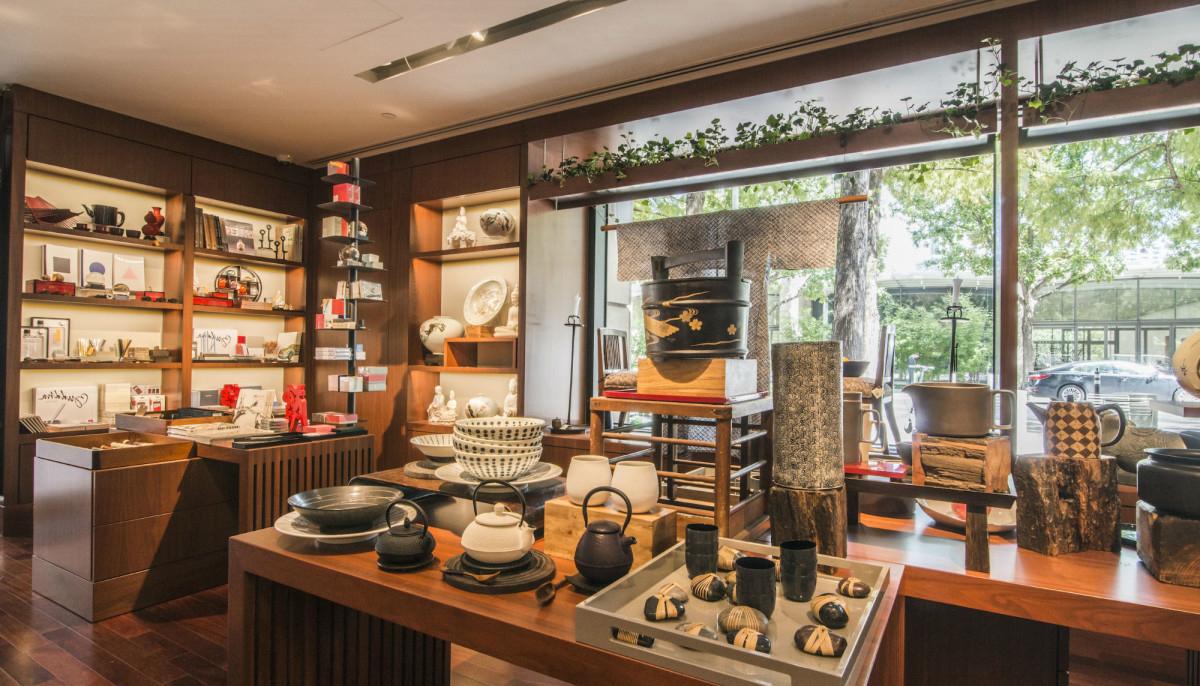 Current Pratiksha Sonoma 5 Piece Dining Sets Pertaining To The Lotus Shop – Culturemap Dallas (View 12 of 21)