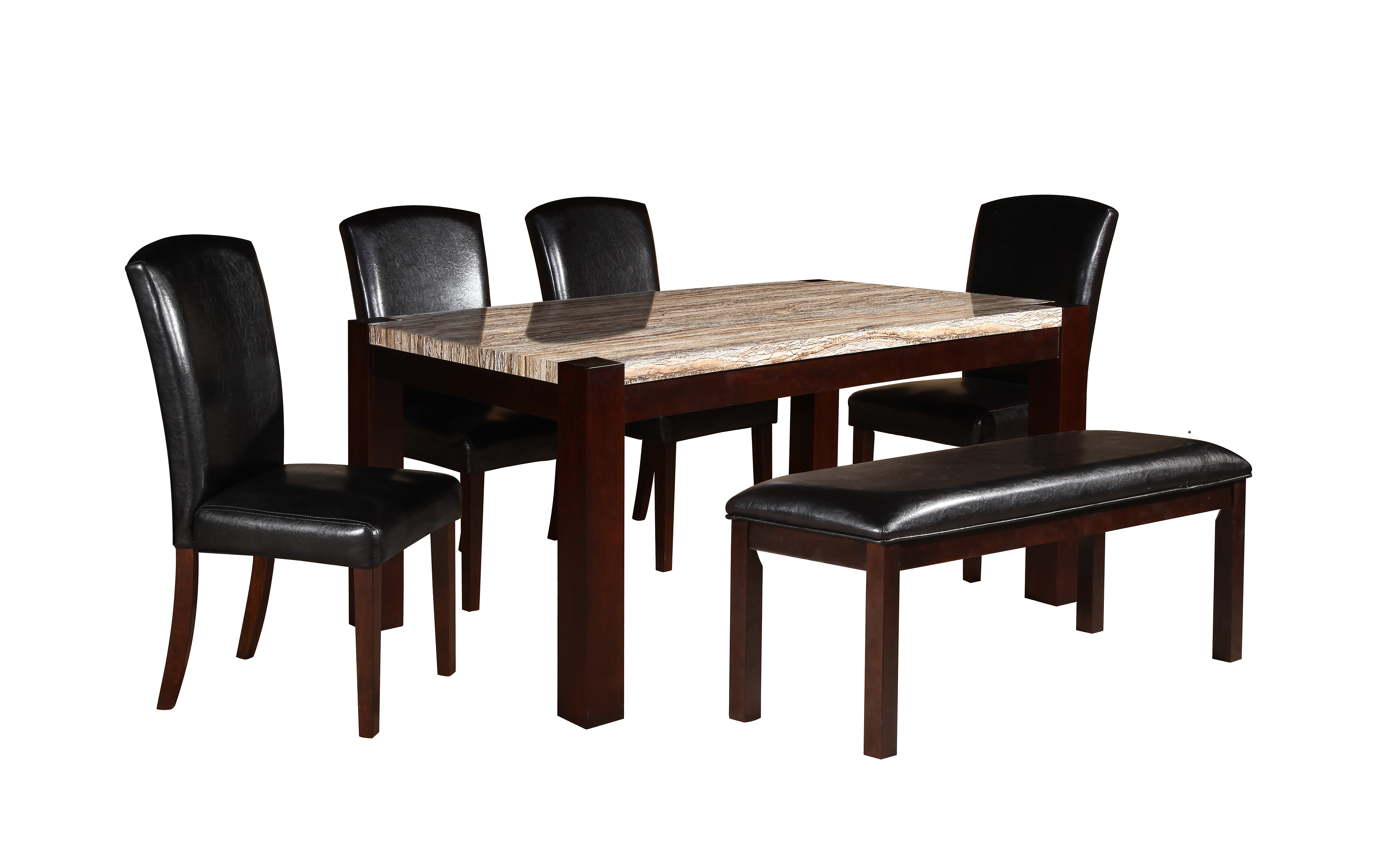 Darby Home Co Dunnstown 5 Piece Dining Set (View 12 of 25)