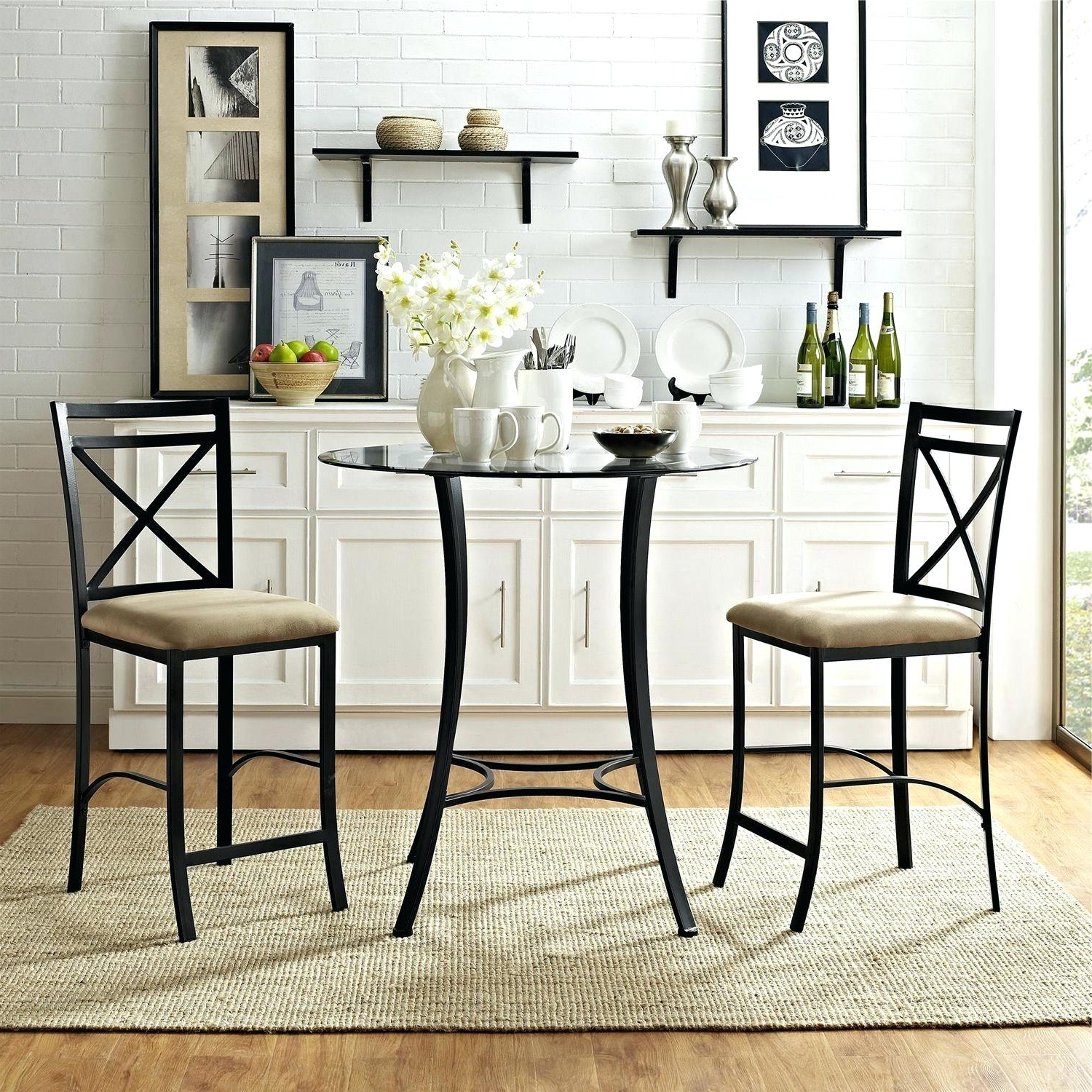 Denzel 5 Piece Counter Height Breakfast Nook Dining Sets throughout Fashionable Counter Height Breakfast Nook S Dining Set – Dortmundfcstore