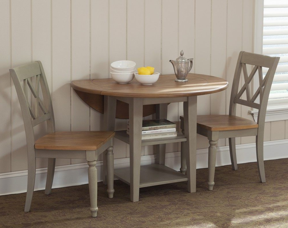 Dining Room: Amusing Title Grand 3 Piece Dinette Sets For Dining Within Most Recently Released 3 Piece Breakfast Dining Sets (Gallery 9 of 25)