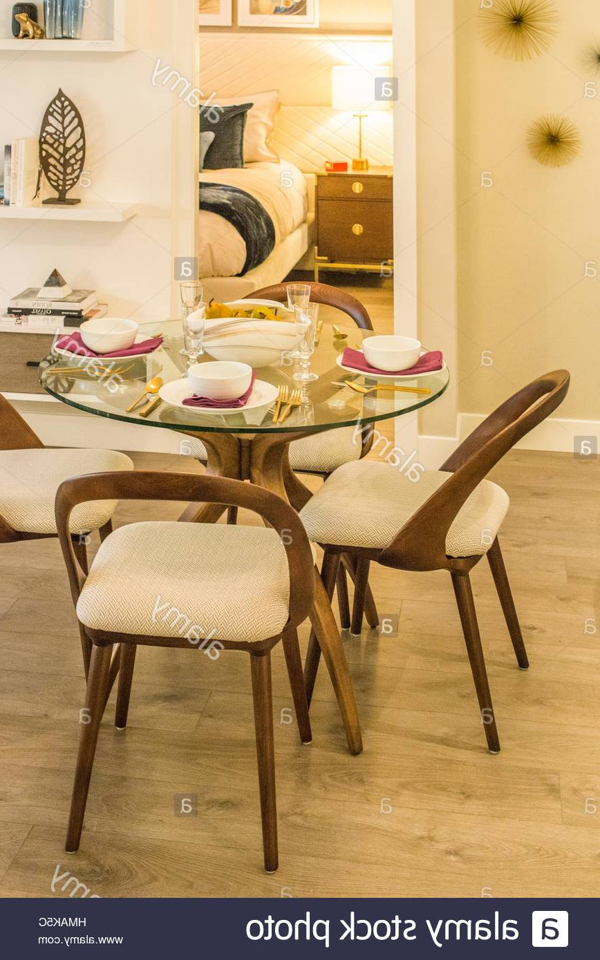 Dining Room C Stock Photos & Dining Room C Stock Images – Alamy Pertaining To Recent Poynter 3 Piece Drop Leaf Dining Sets (View 19 of 25)
