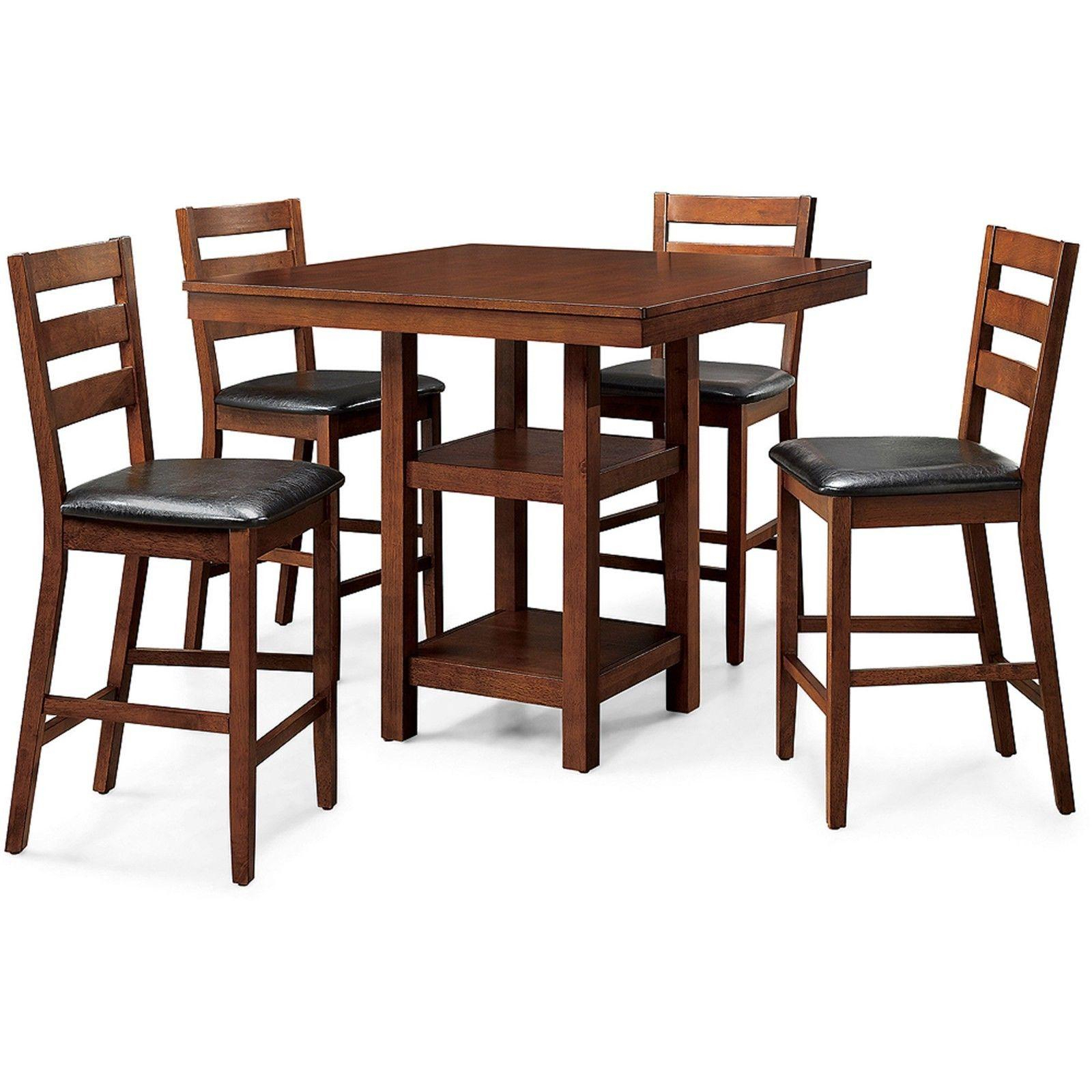 Dining Table Intended For Well Known Noyes 5 Piece Dining Sets (Gallery 13 of 25)