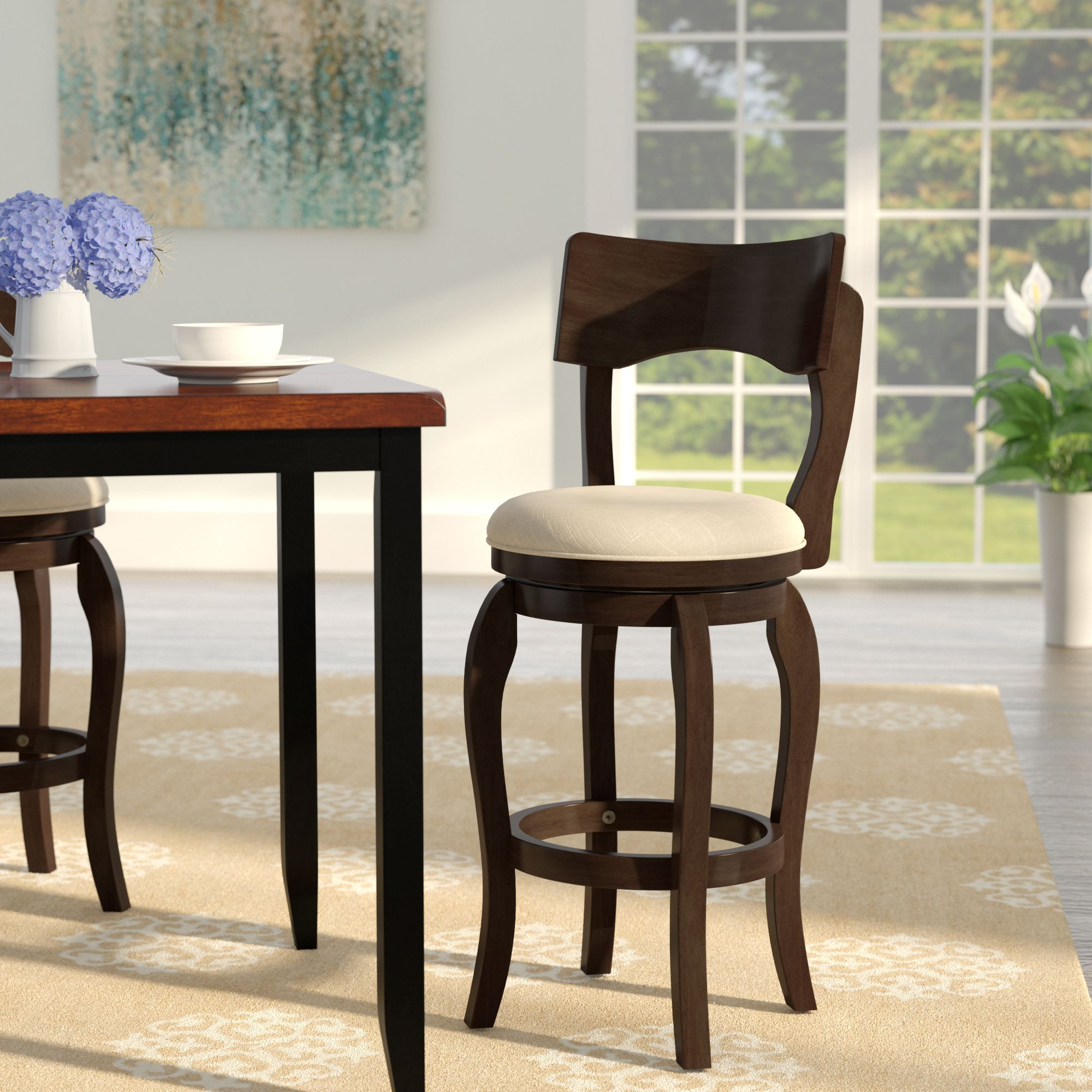 Dining Tables Crafton Counter Height Pub Dining Table March 2019 With Most Recently Released Castellanos Modern 5 Piece Counter Height Dining Sets (View 21 of 25)