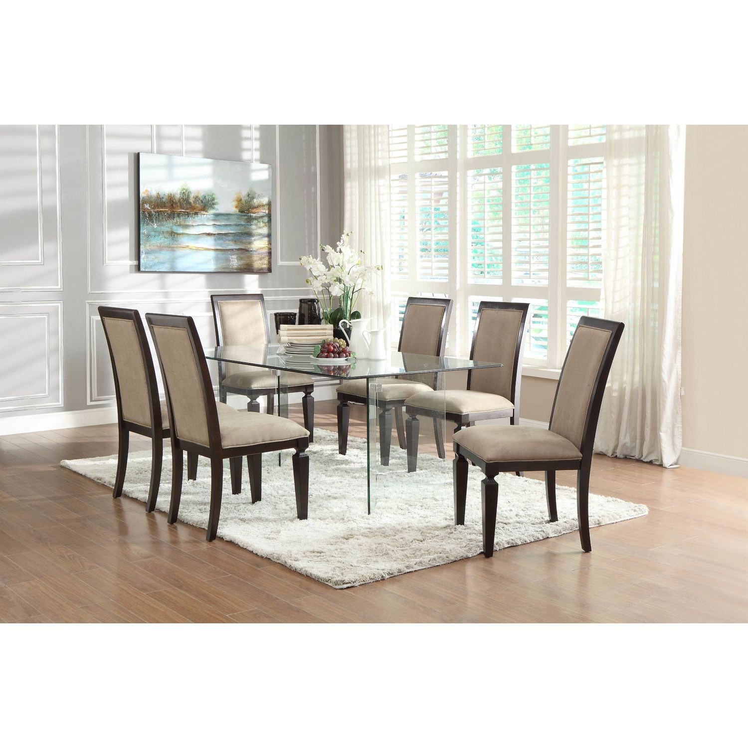 Dining With Latest Ephraim 5 Piece Dining Sets (View 3 of 25)