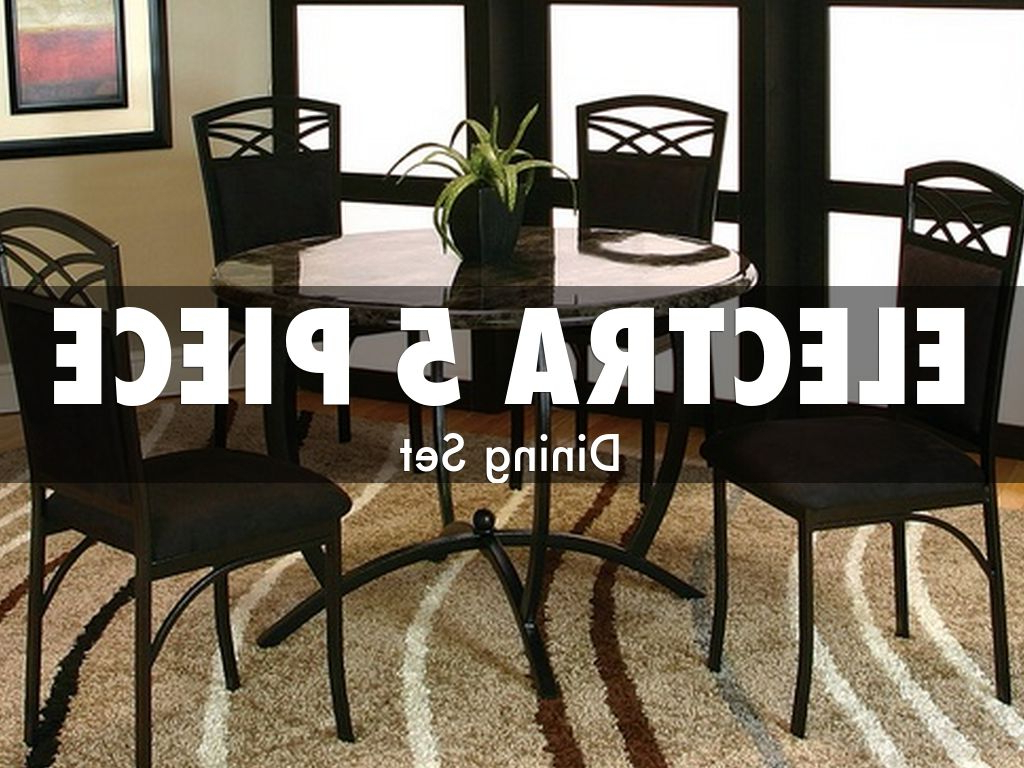 Famous American Freight Discount Dining Room Setsamericanf With Regard To Cargo 5 Piece Dining Sets (View 11 of 25)
