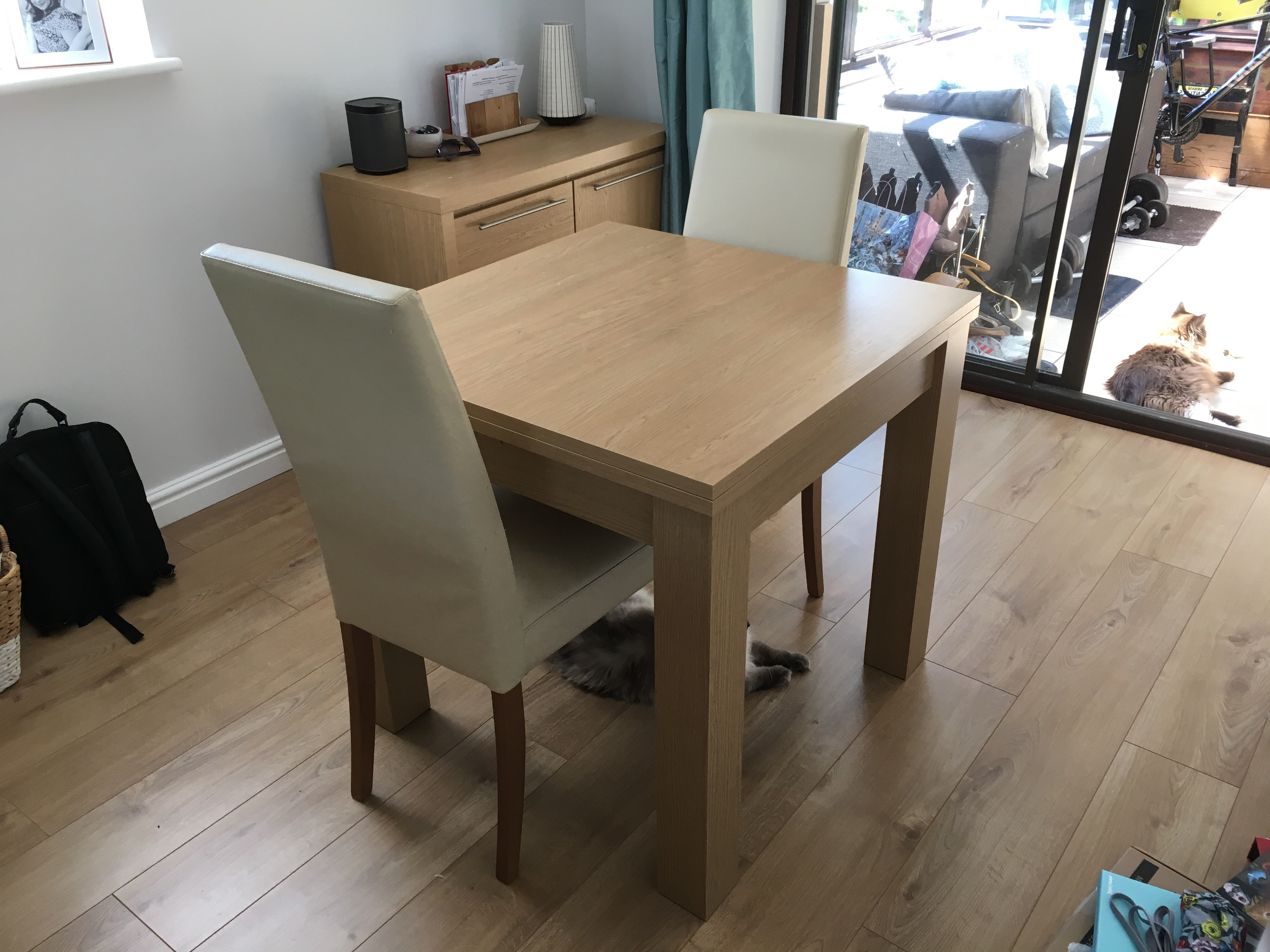 Famous John 4 Piece Dining Sets Regarding New Dining Furniture From John Lewis' Alba Range (Review) (View 7 of 25)