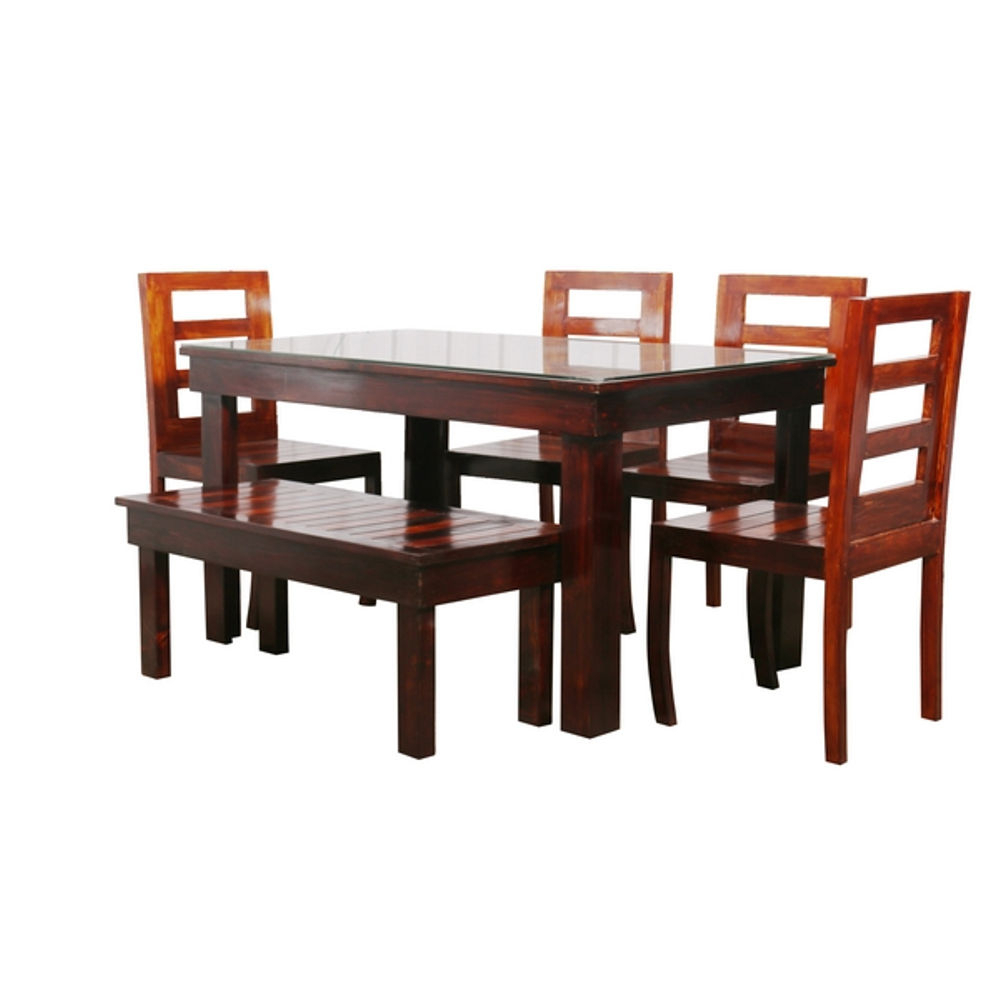 Fashionable Rossiter 3 Piece Dining Sets pertaining to Dining