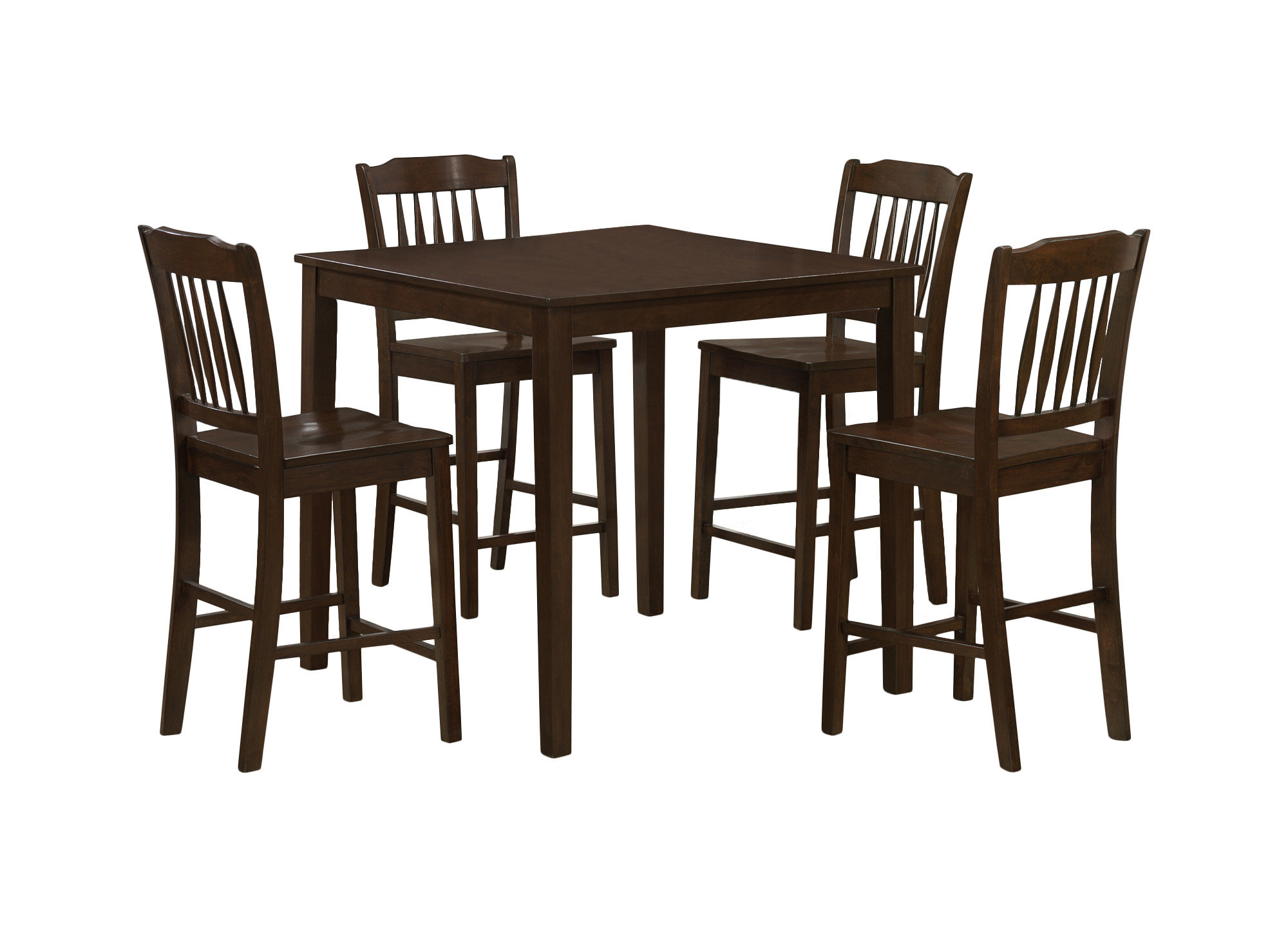 Favorite Saintcroix 3 Piece Dining Sets Pertaining To Monarch Specialties Inc (View 15 of 25)