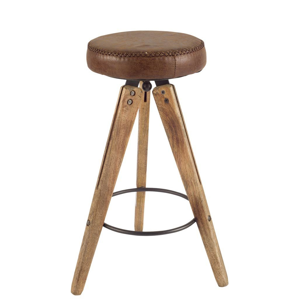 Foundry Select Beattie Accent Stool (View 6 of 25)